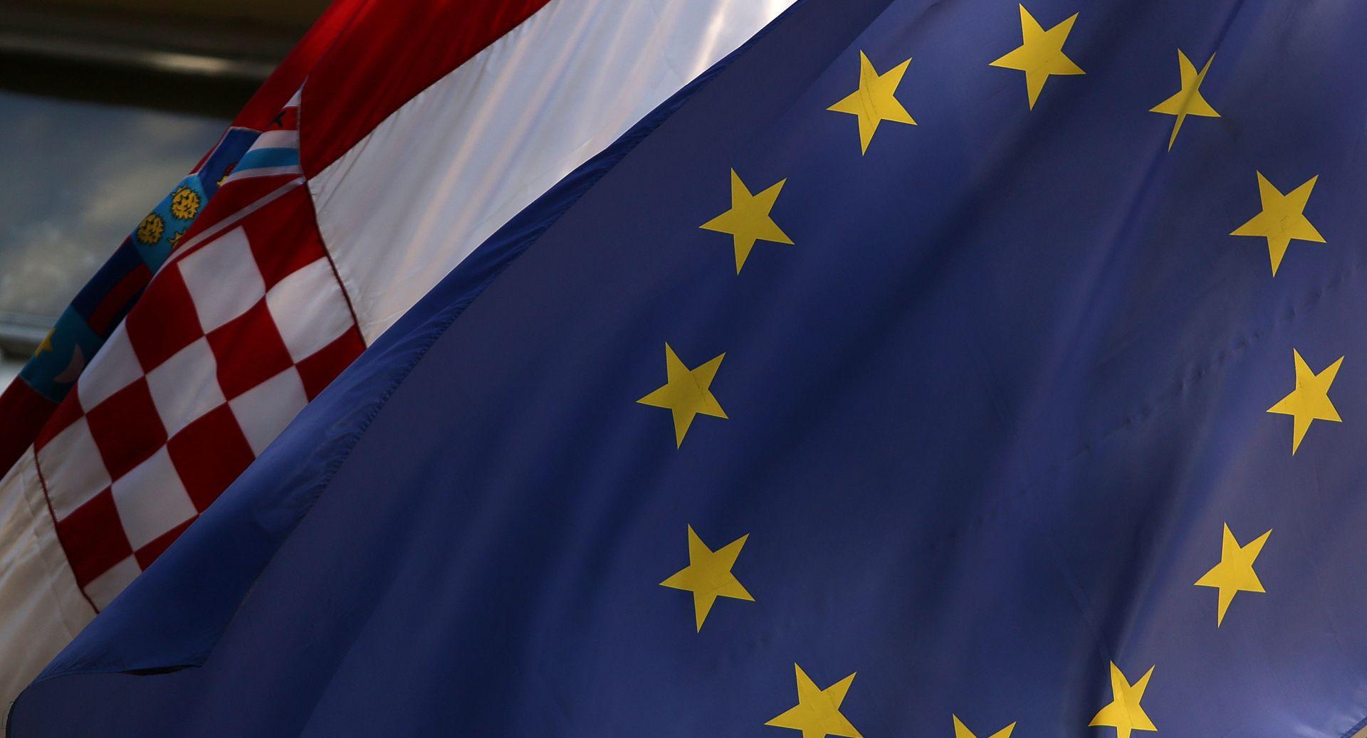 ANKETA HGK Pristupanje EU unaprijedilo poslovanje većini većih hrvatskih tvrtki