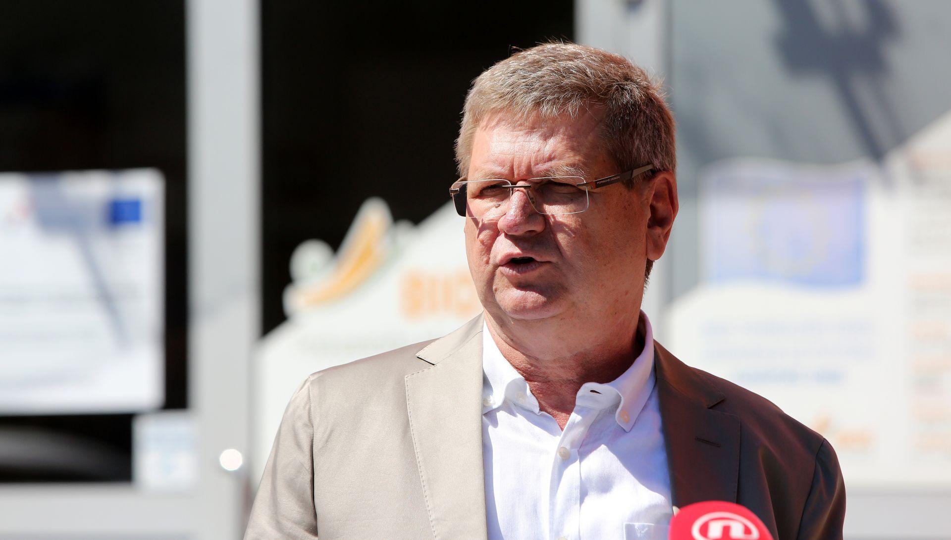 Mrsić: Prioriteti su otvaranje novih radnih mjesta i očuvanje sisačke rafinerije i Petrokemije
