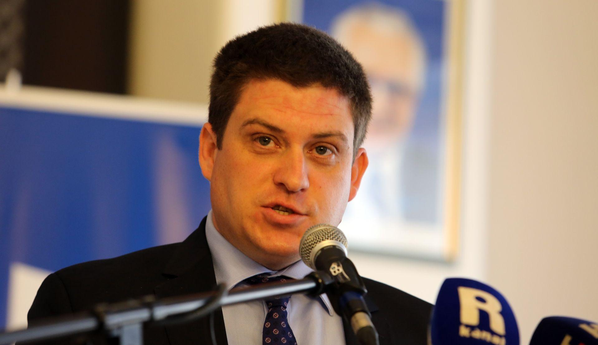 Butković: SDP vodi prljavu i ostrašćenu kampanju, sada sa SDP-om teško moguće koalirati