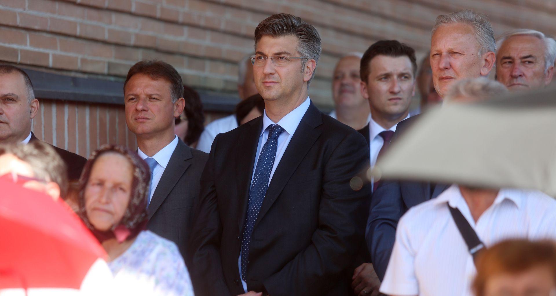 ANDREJ PLENKOVIĆ 'Financiranje kampanje zakonito, odgovorno i transparentno'