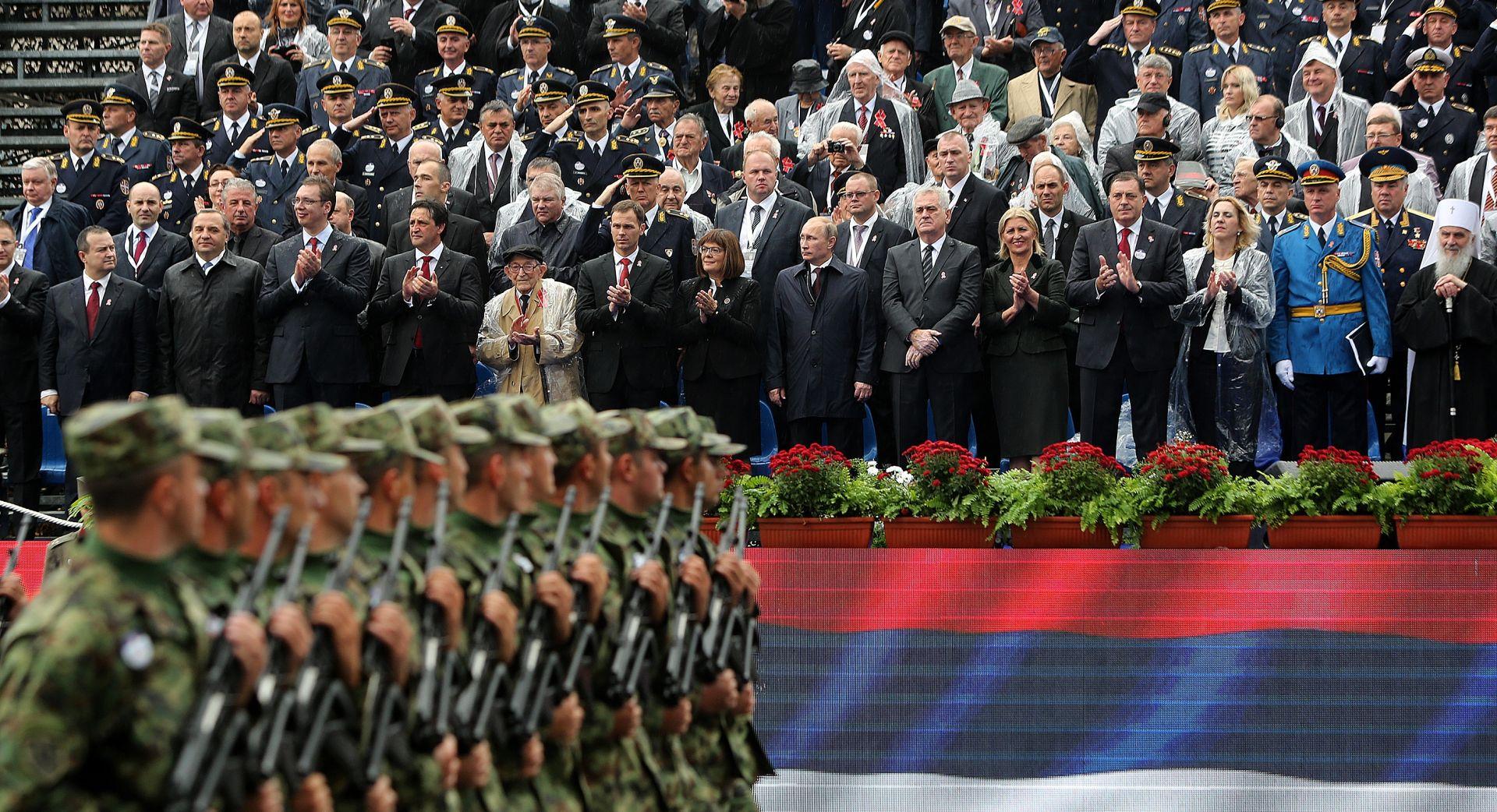 GOST KOLUMNIST: ANTE KOTROMANOVIĆ Srpsko-ruska vojna vježba dodatno opterećuje komplicirane odnose država u regiji