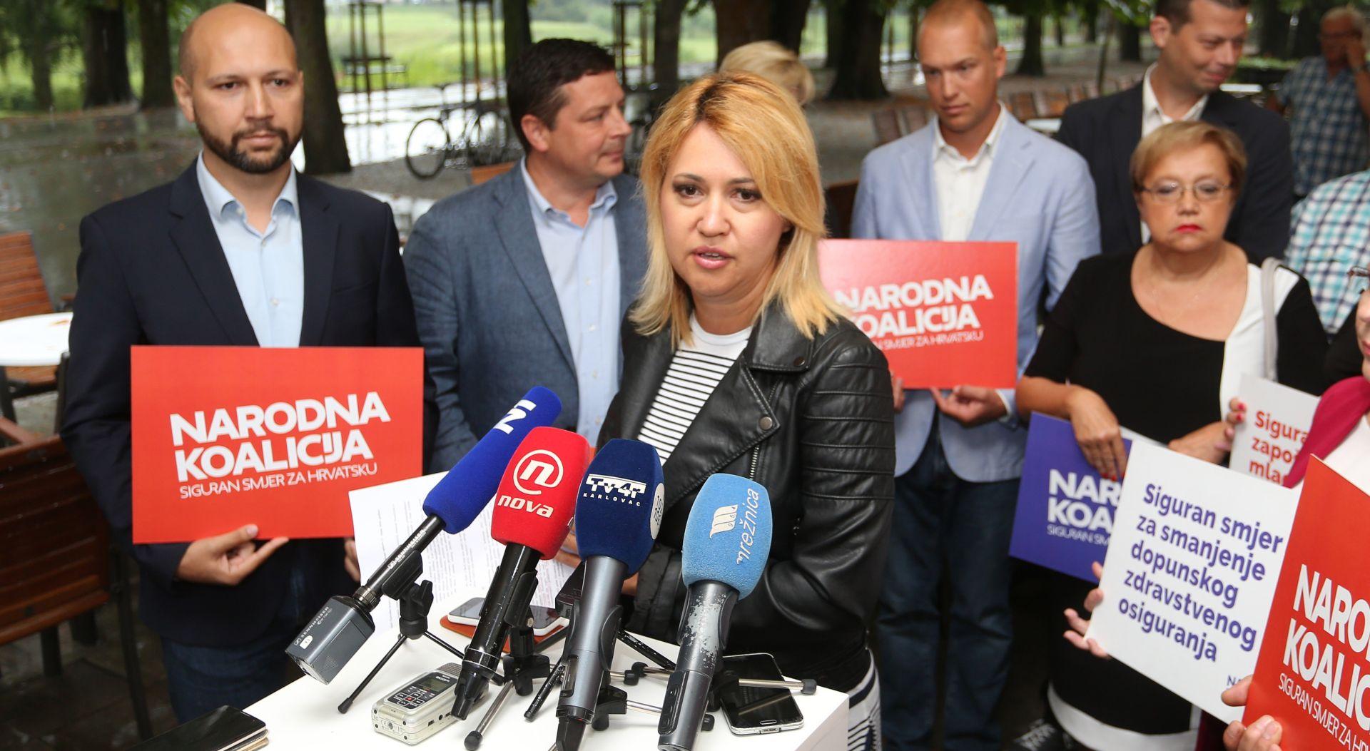 Opačić: Milanović ponovno pokazao svoju veličinu razgovarajući s onima koji su nas rušili