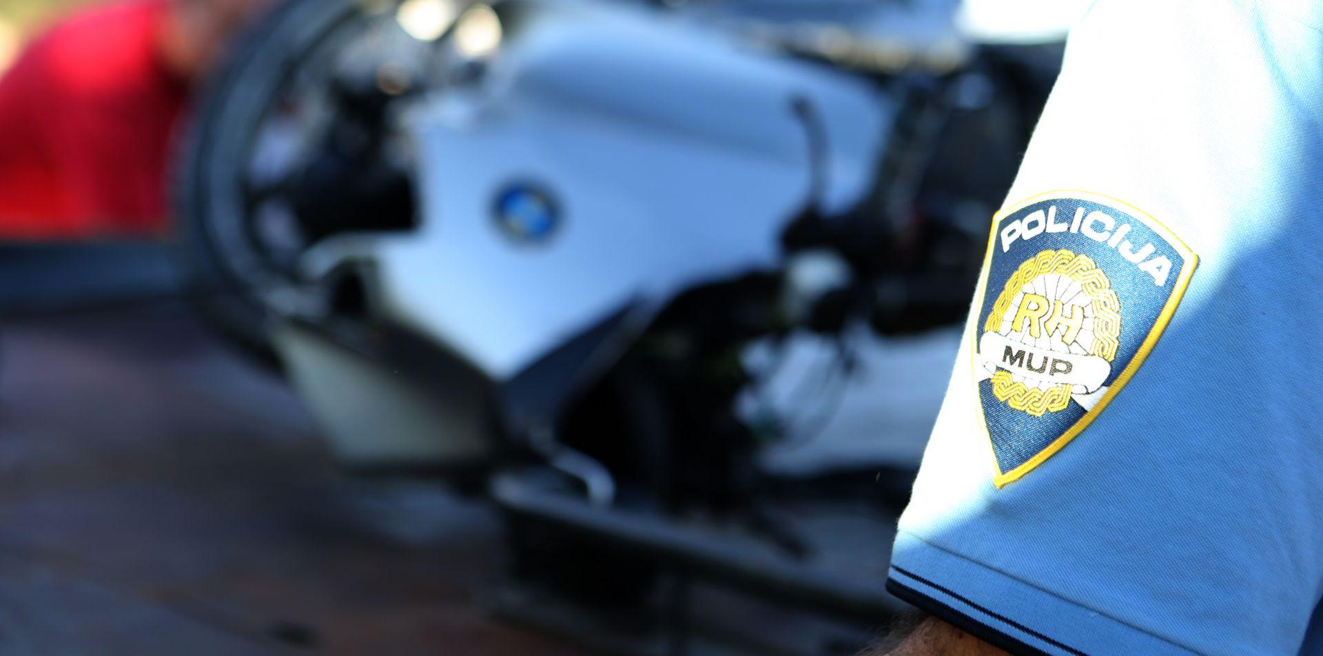 Marčana: Poginuo austrijski motociklist