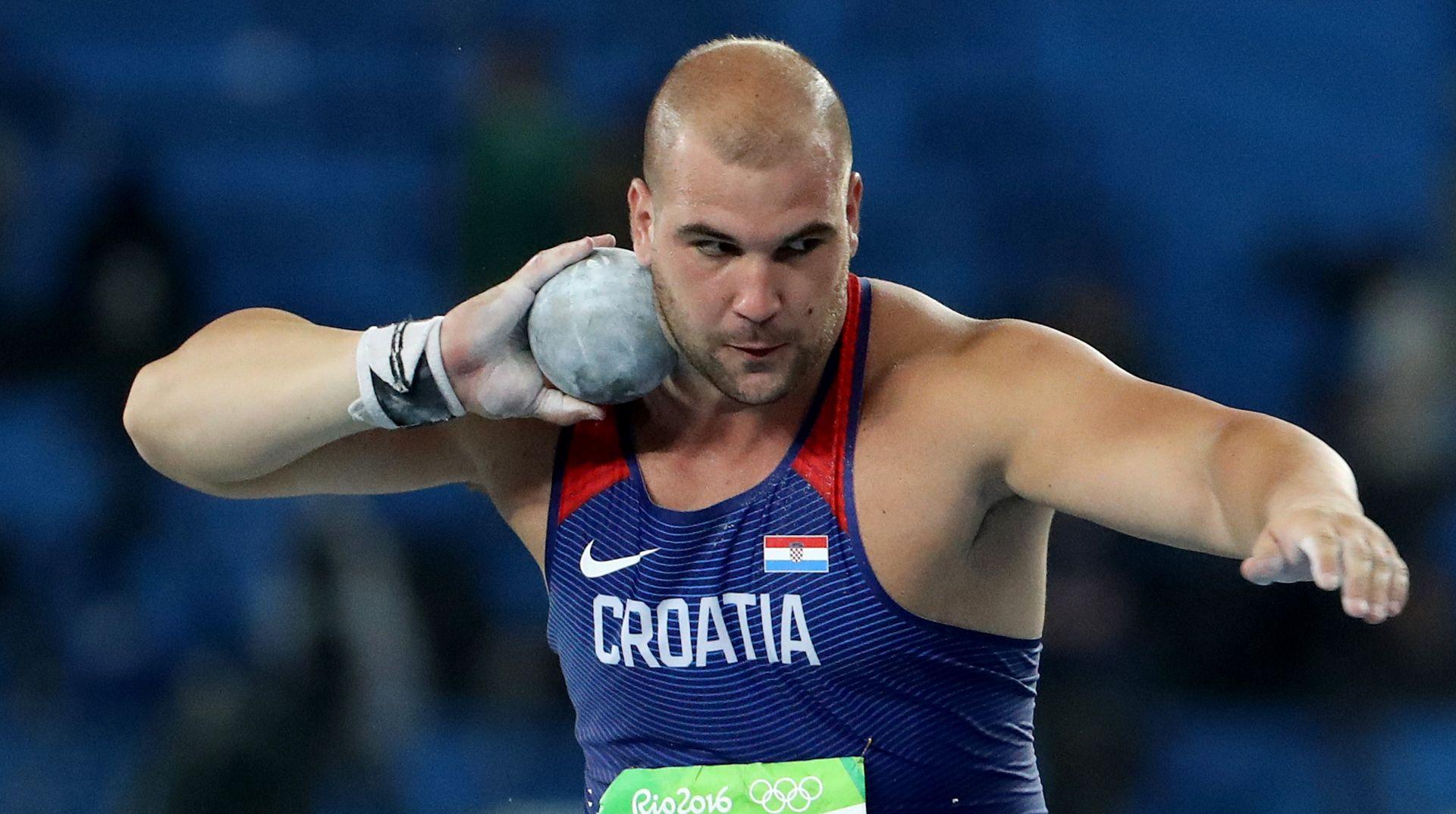 OI BACANJE KUGLE Stipe Žunić 11. u finalu, zlato i olimpijski rekord Crouseru