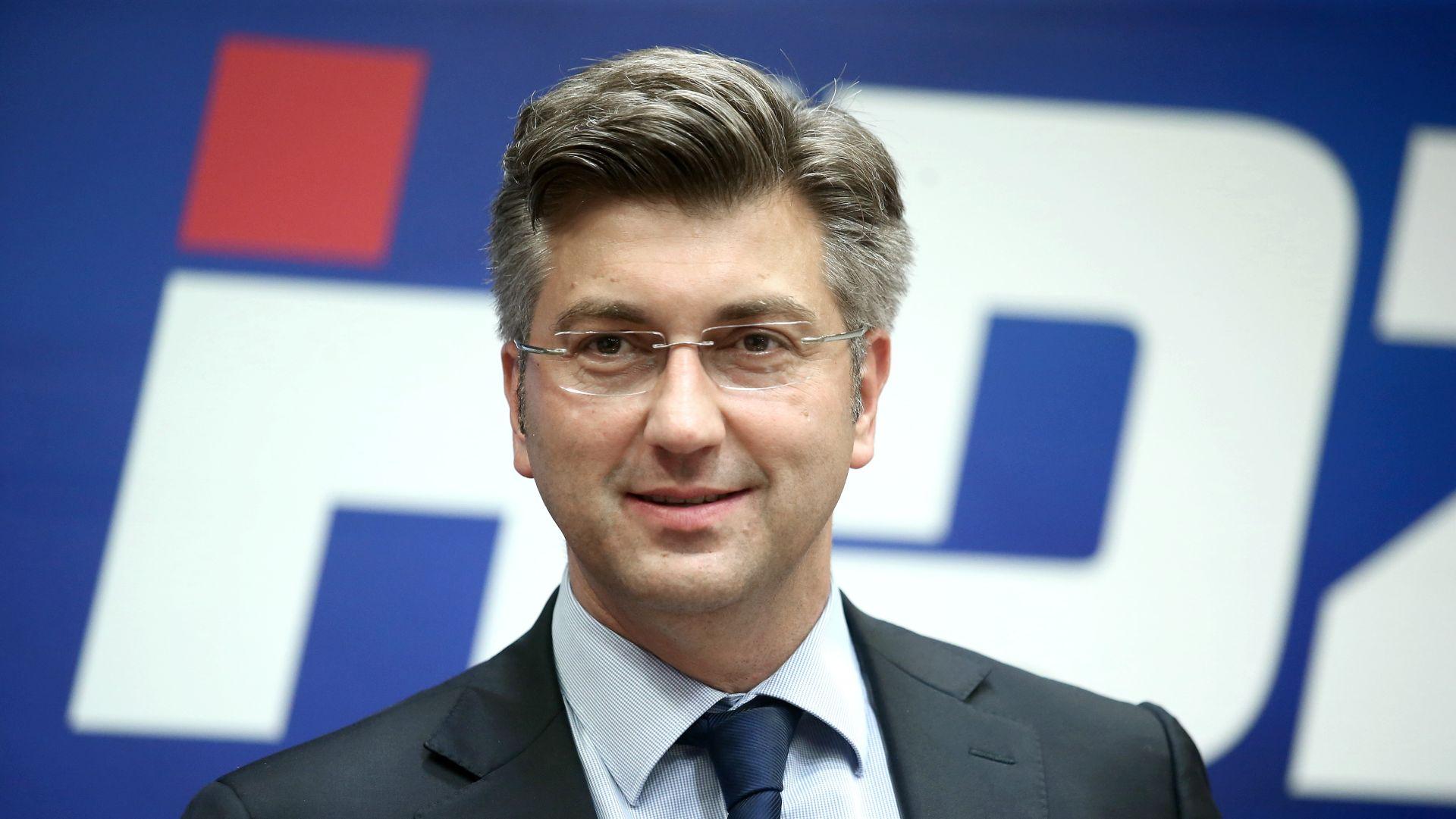 Plenković u Mostaru: Strateški interes RH položaj Hrvata i europska BiH, Milanovićeva izjava štetna