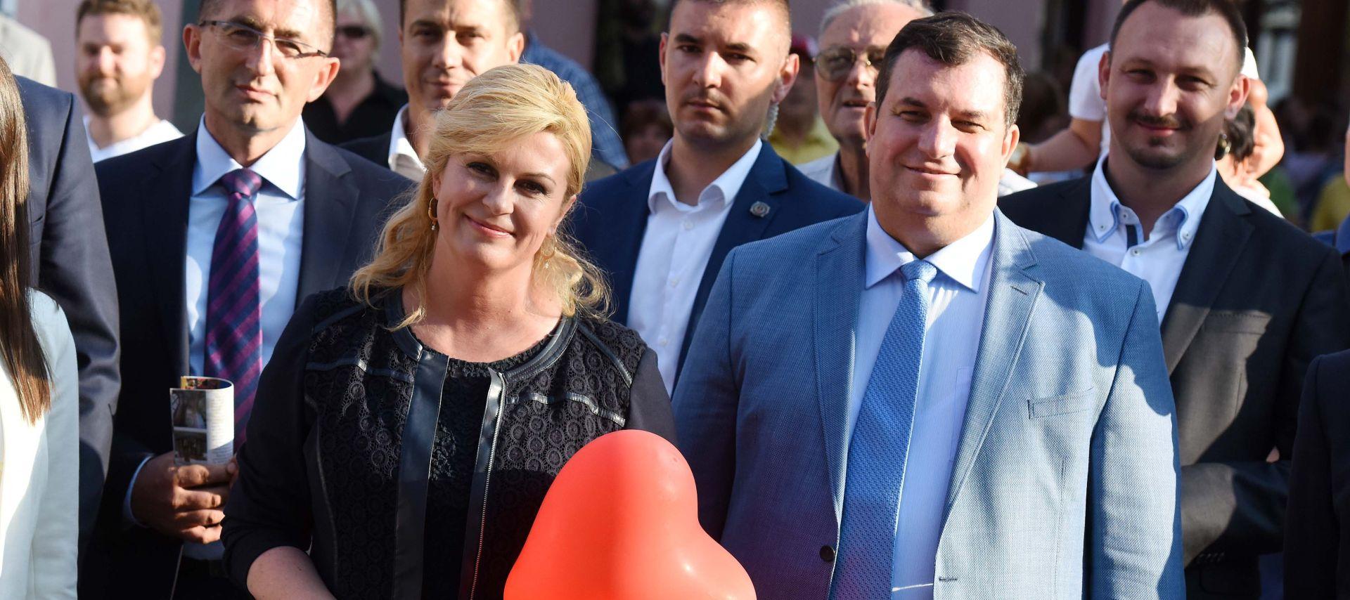Političari se špancirali Varaždinom