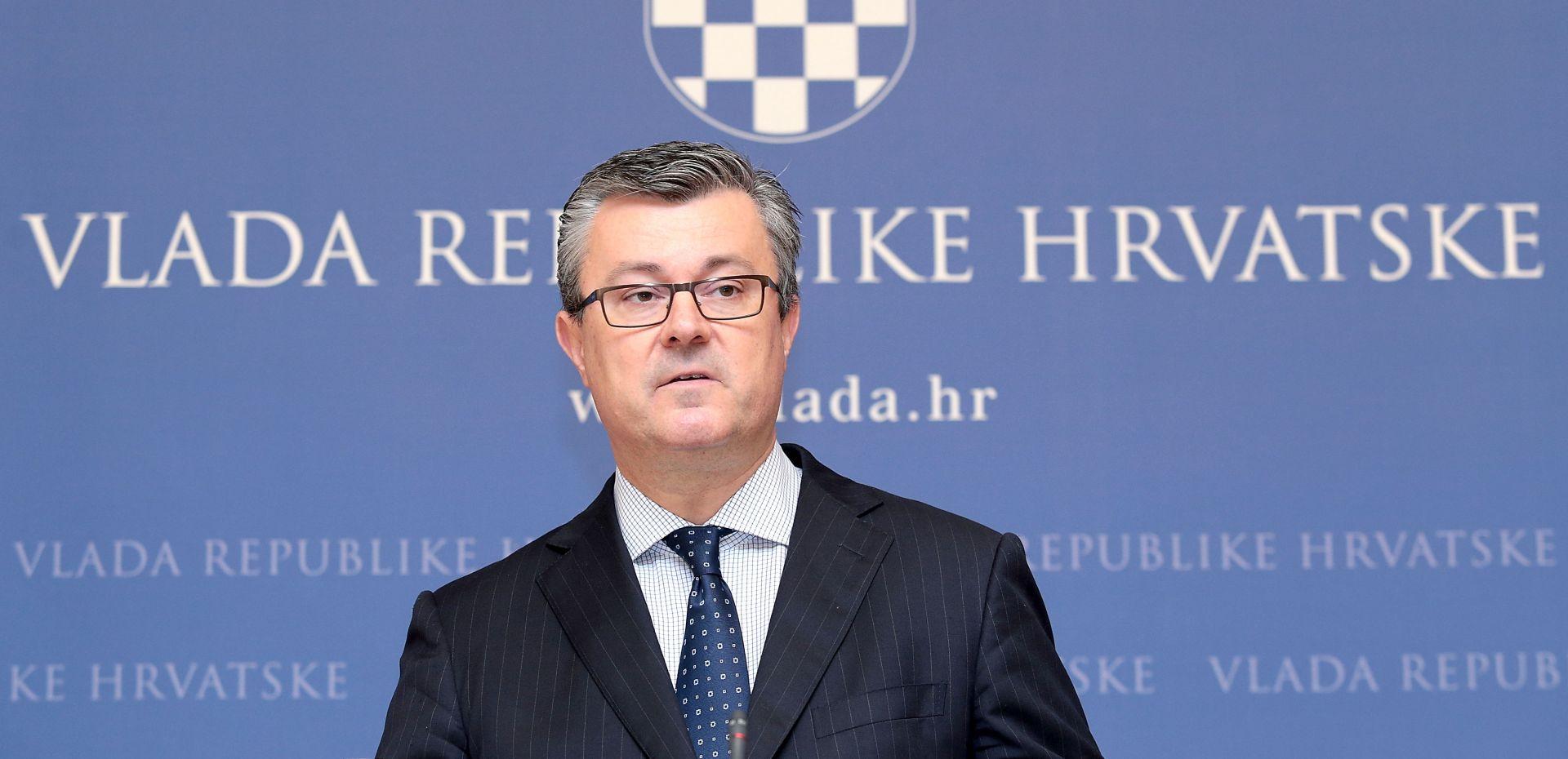 """OREŠKOVIĆ """"Ako Šešelj dođe u Hrvatsku biti će uhićen, a nema smisla da Vučić dolazi u Dubrovnik"""""""