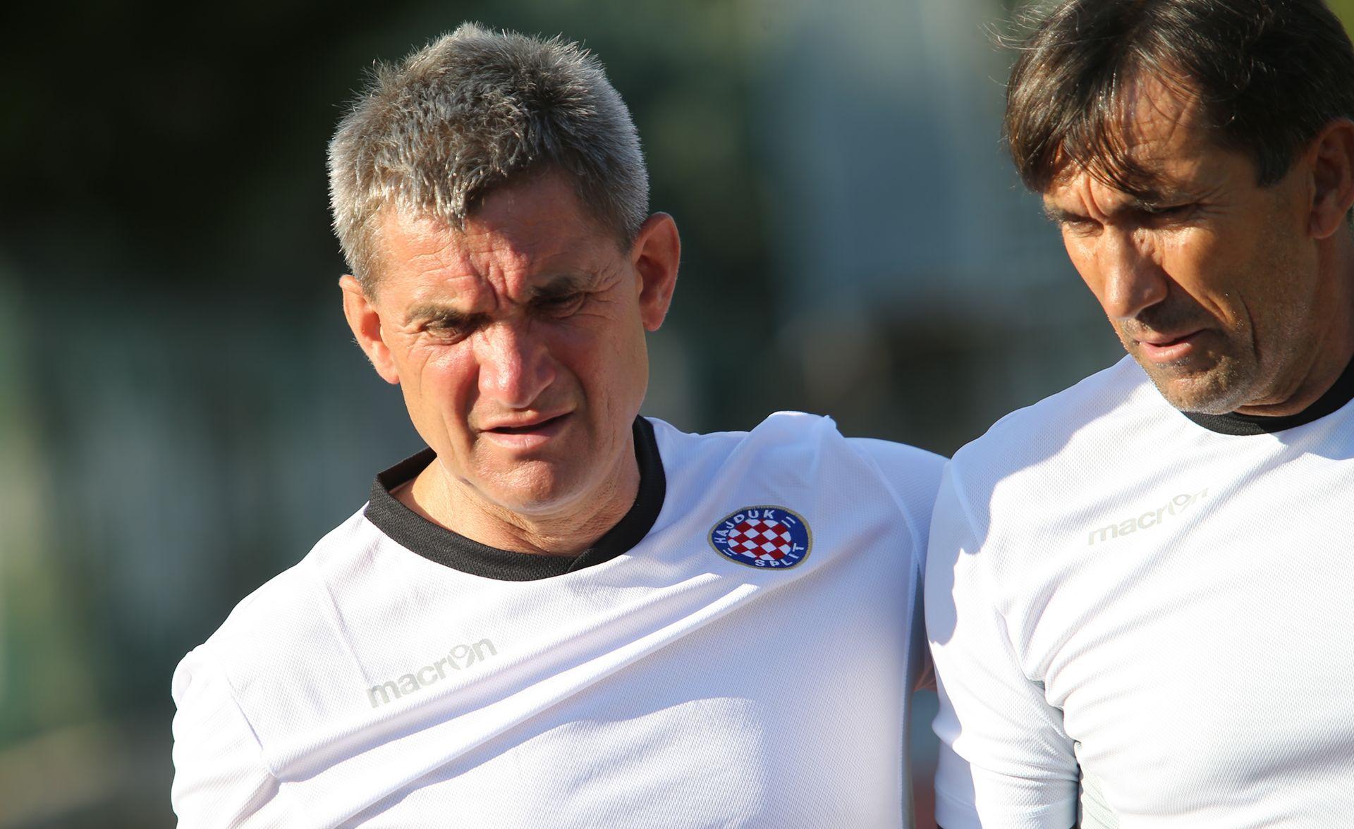 """PUŠNIK O ŽDRIJEBU """"Ako je nešto Hajdukova prednost, onda je to naša vjerna i bučna publika"""""""