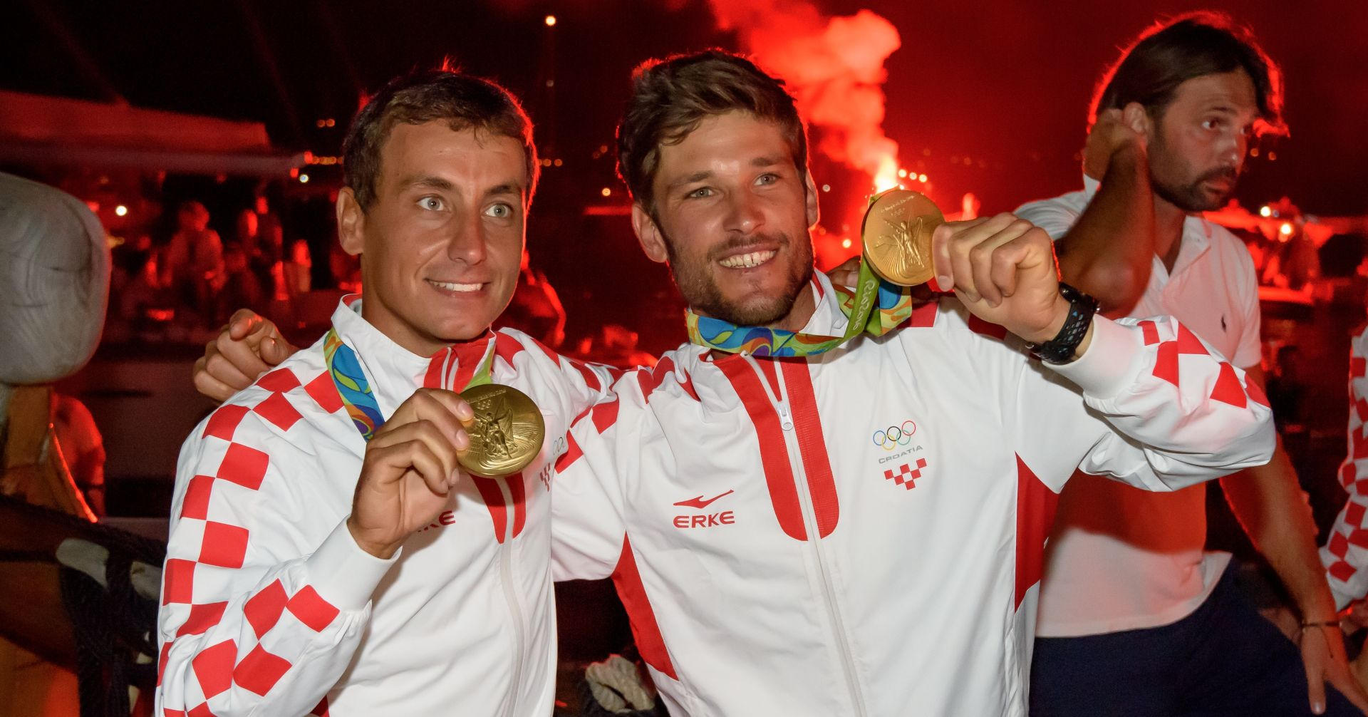 Dočekani osvajači olimpijskih medalja