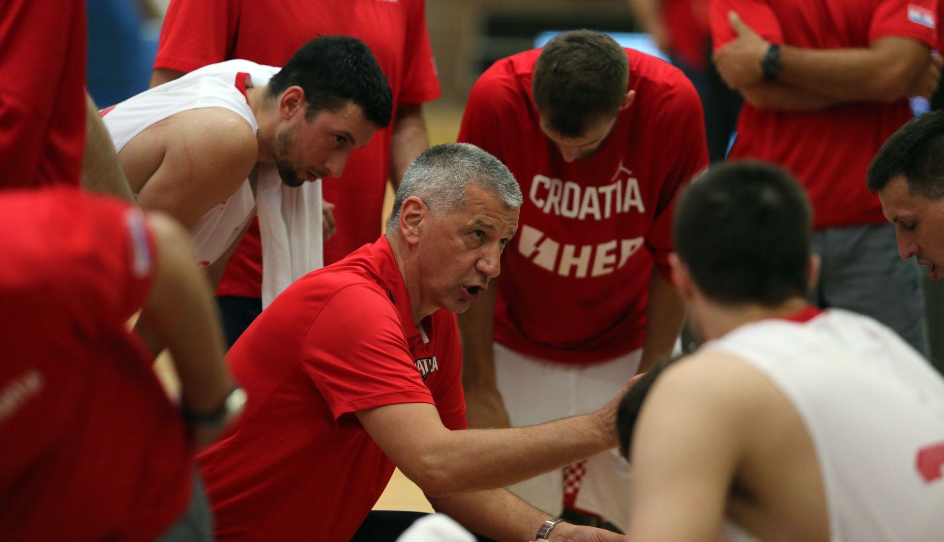 OI RIO Španjolski košarkaši se pribojavaju hrvatske mladosti i ritma
