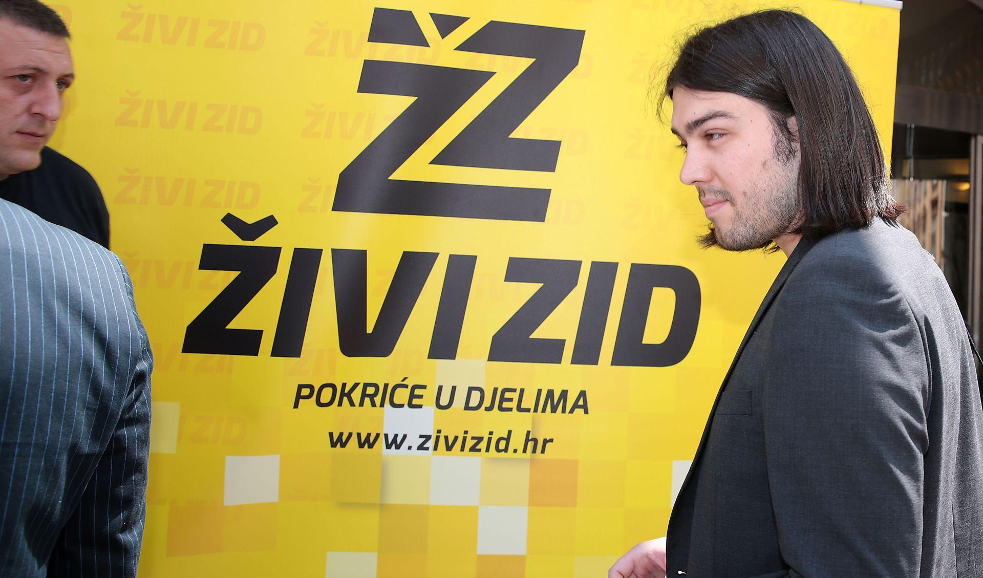 """ŽIVI ZID """"Bilo je dogovoreno naše preuzimanje i uništenje, sudjelovali Brkić, Bandić i Most"""""""