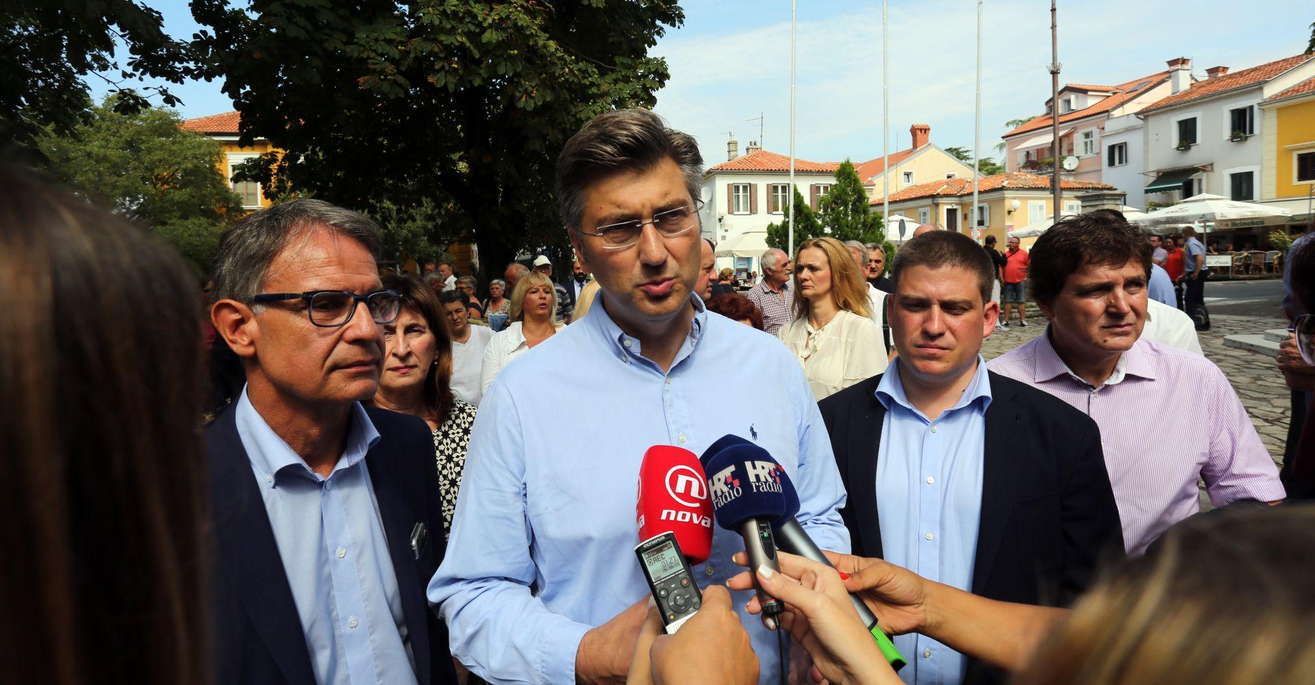 Plenković: Nastavak kurikularne reforme prioritet buduće vlade
