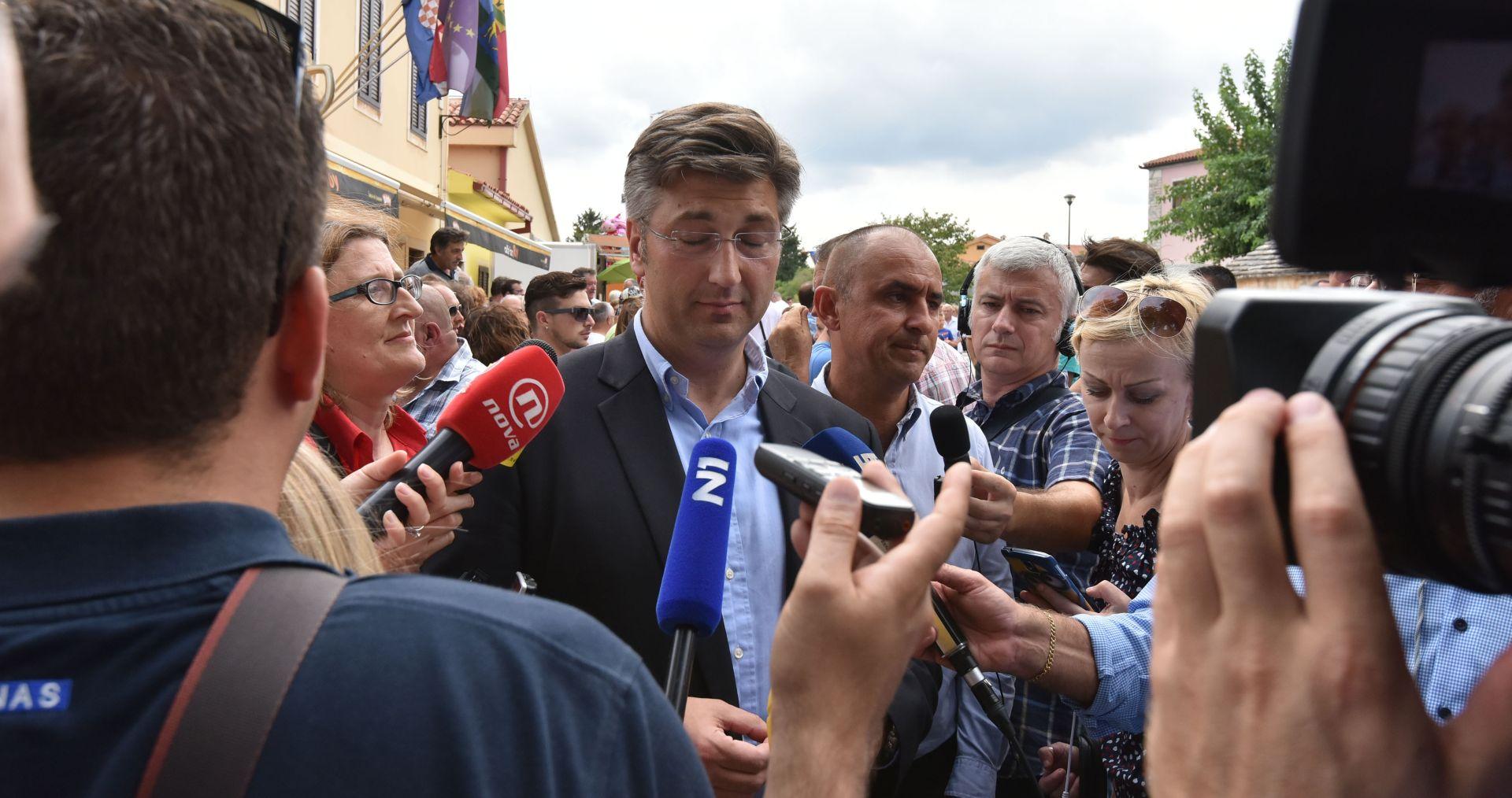 """PLENKOVIĆ EKSPRESNO ODGOVORIO """"Vidim da se Milanović izmotava od svojih izjava"""""""