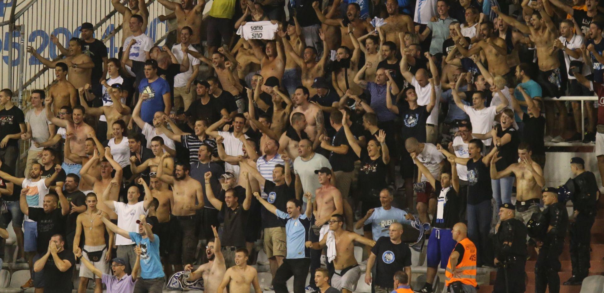 SPLIT Za vrijeme utakmice Hajduka i Rijeke policija privela 25 osoba