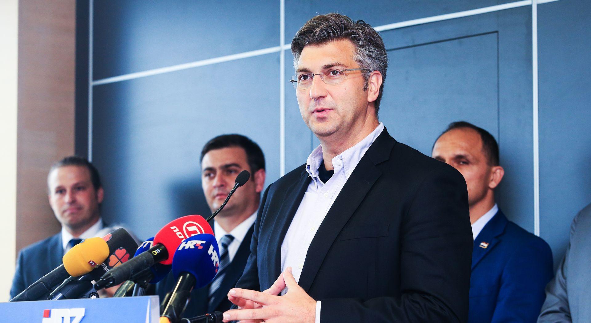 Plenković: Ideološke rasprave u hrvatskom društvu posljedice odluka Kukuriku koalicije