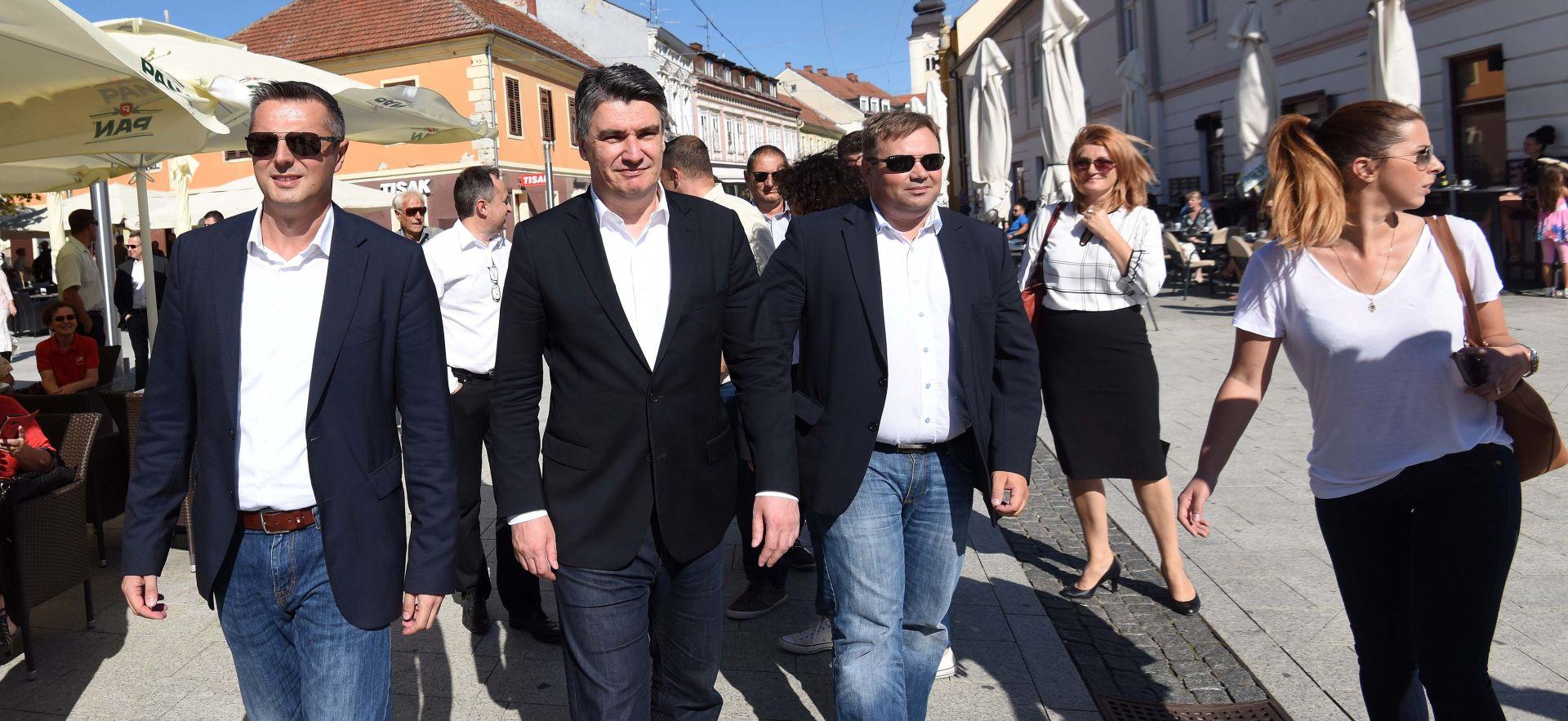 Milanović: Moji stavovi oko posebnih zakona susjedne Srbije su jasni