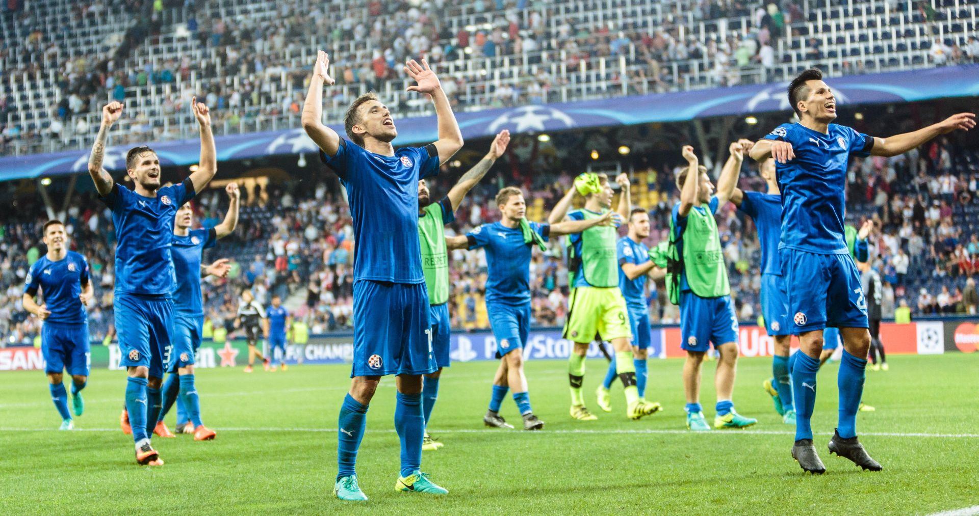 LIGA PRVAKA: Dinamo u skupini H s Juventusom