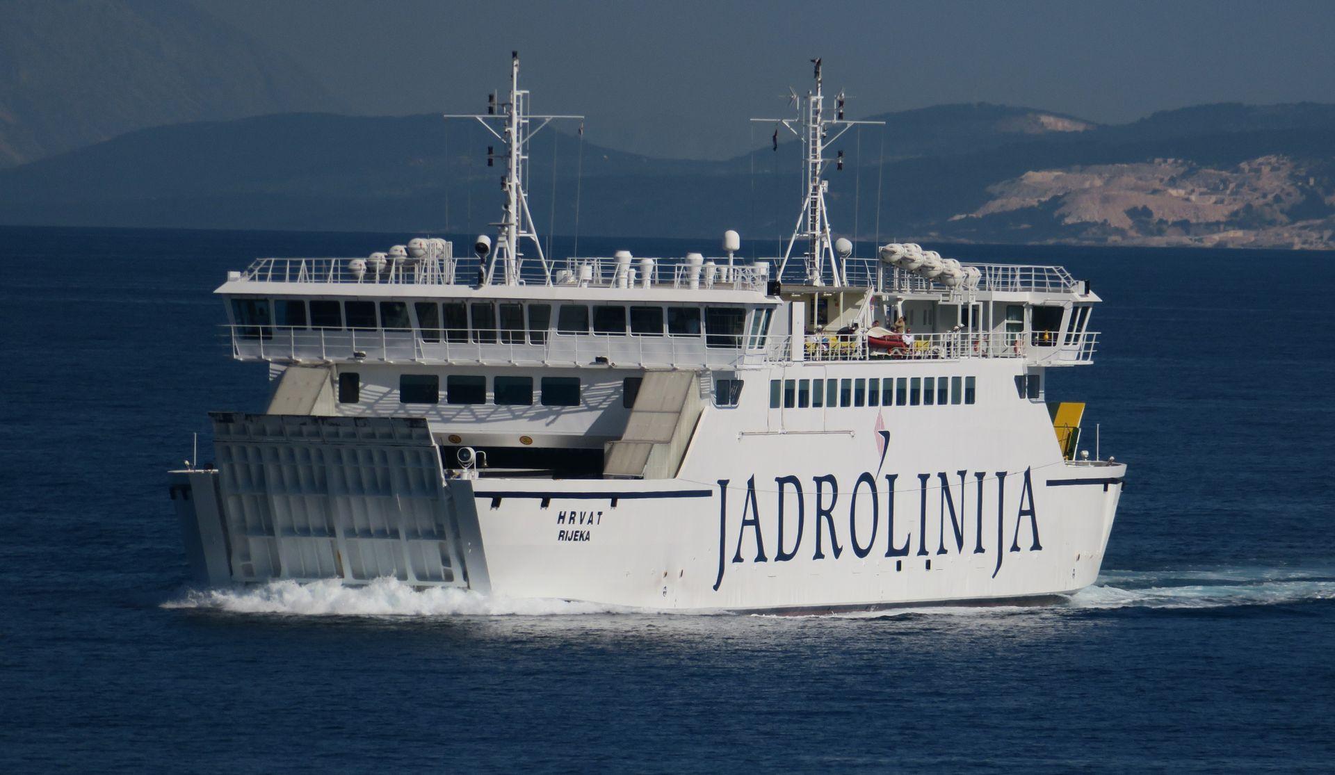 Jadrolinija širi flotu, novi brod projektirat će poljska Remontowa