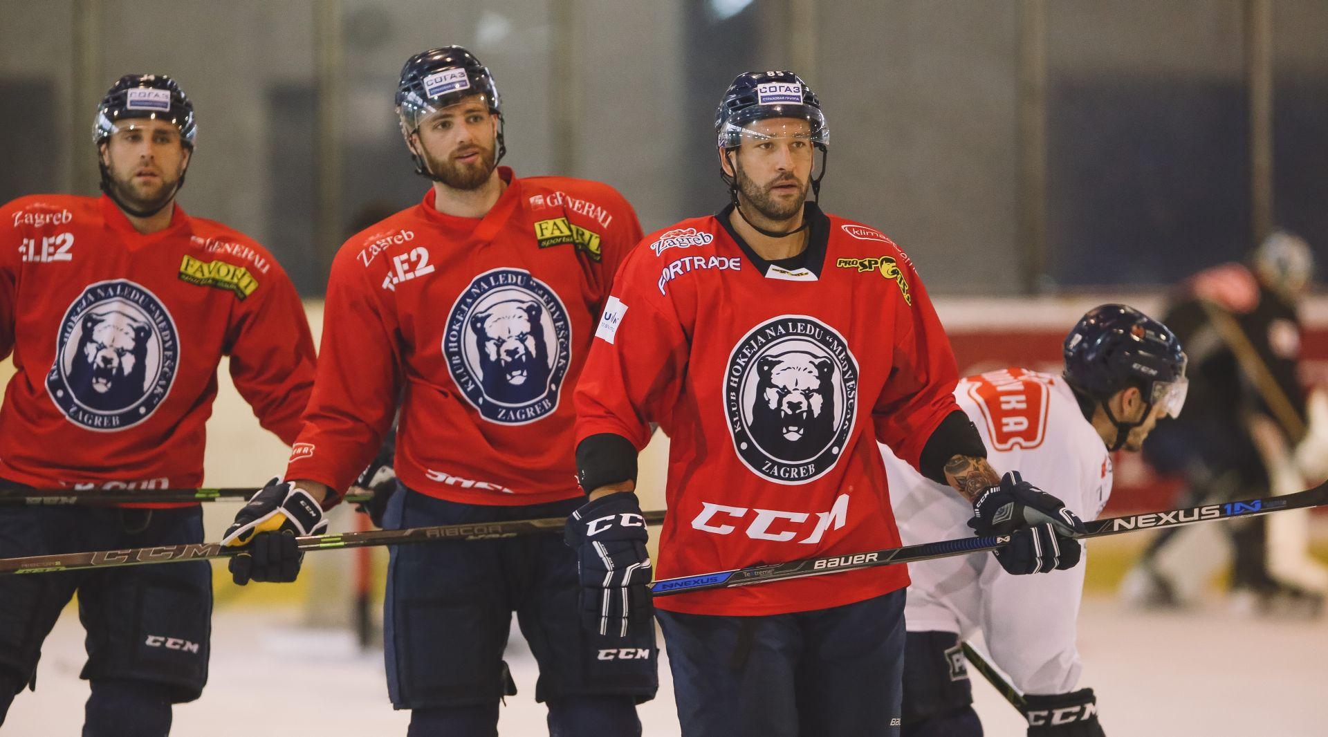 KHL Medveščak na otvaranju sezone ostvario povijesnu pobjedu