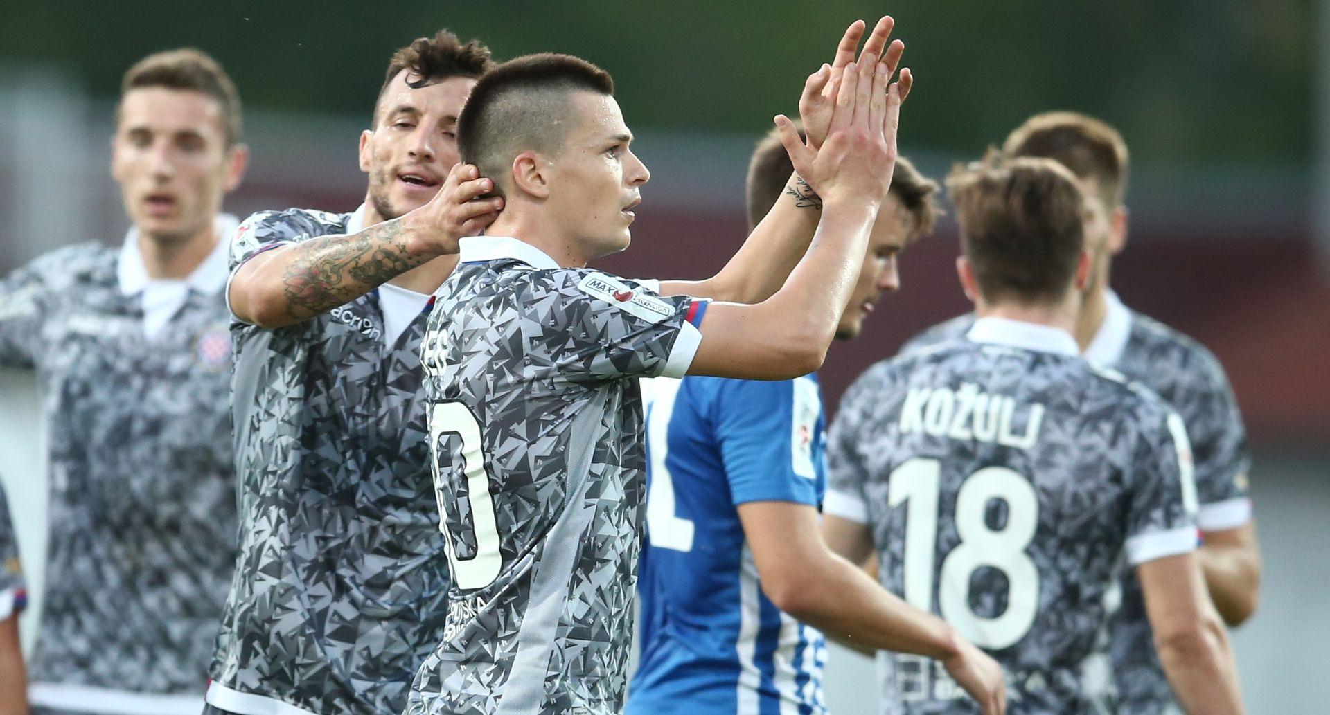 HNL Hajduk uspješno odradio Krančevićevu, Lokomotiva ostala posljednja