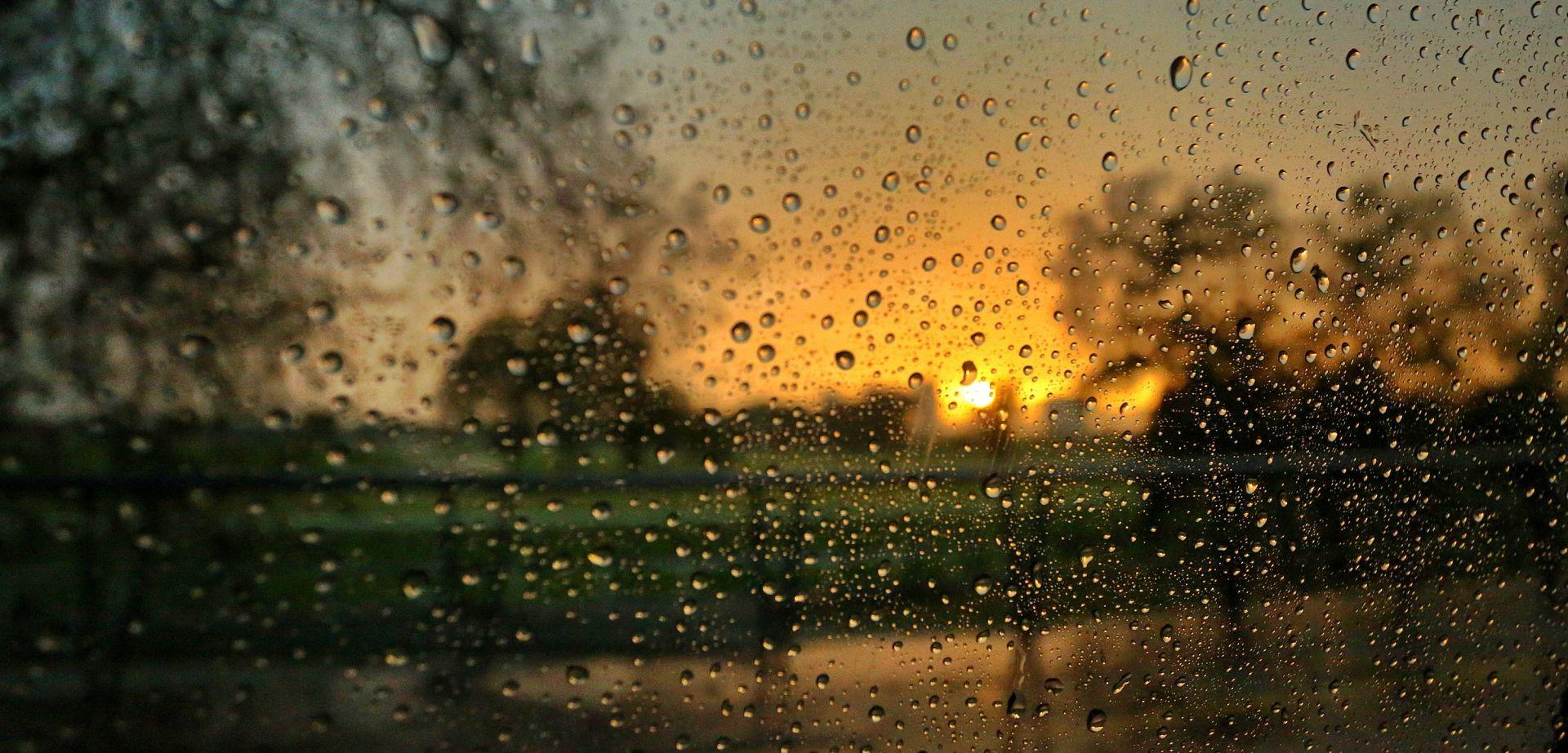 PROMIJENJIVO I NESTABILNO VRIJEME Žuta upozorenja zbog grmljavinskih pljuskova, sutra nam se vraća sunce