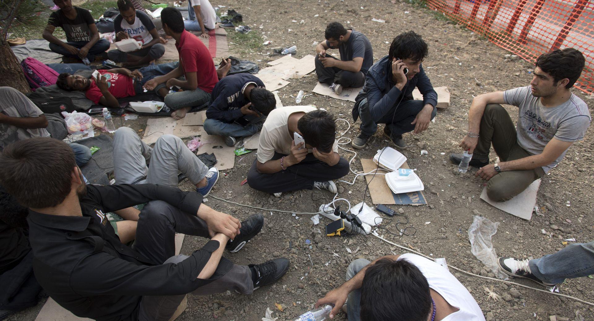U blizini hrvatsko-slovenske granice zatečeno 50-ak ilegalnih migranata