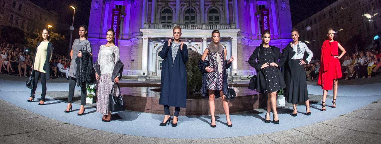 FOTO: Pogledajte revije druge modne večeri Riječkih stepenica