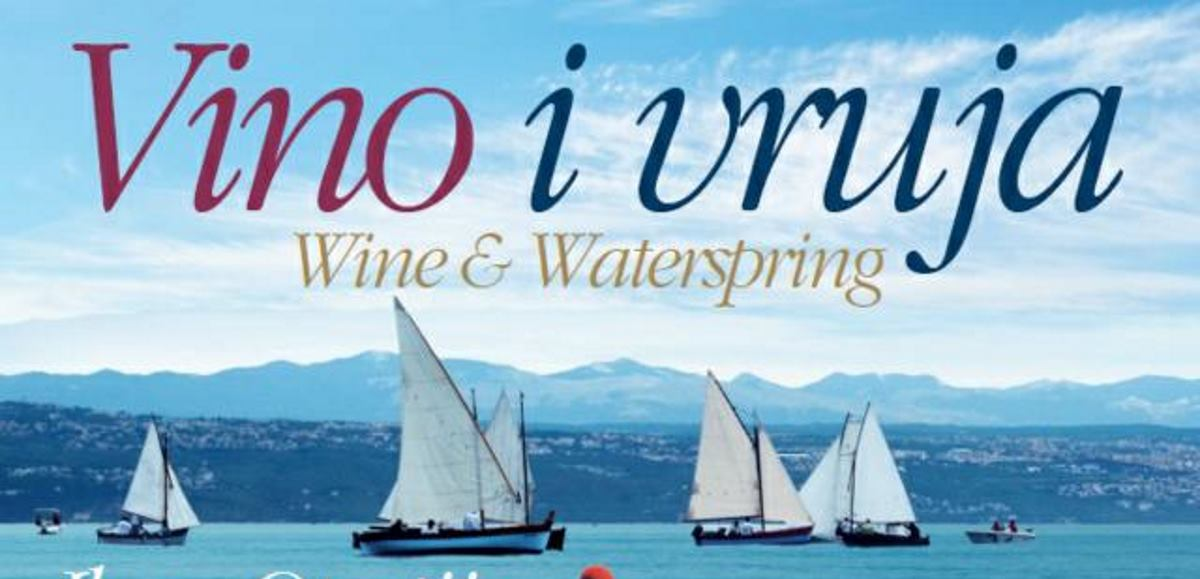 Program manifestacije potapanja butelja hrvatskih vinarija – 'Vino i Vruja' (5. i 6. kolovoza)