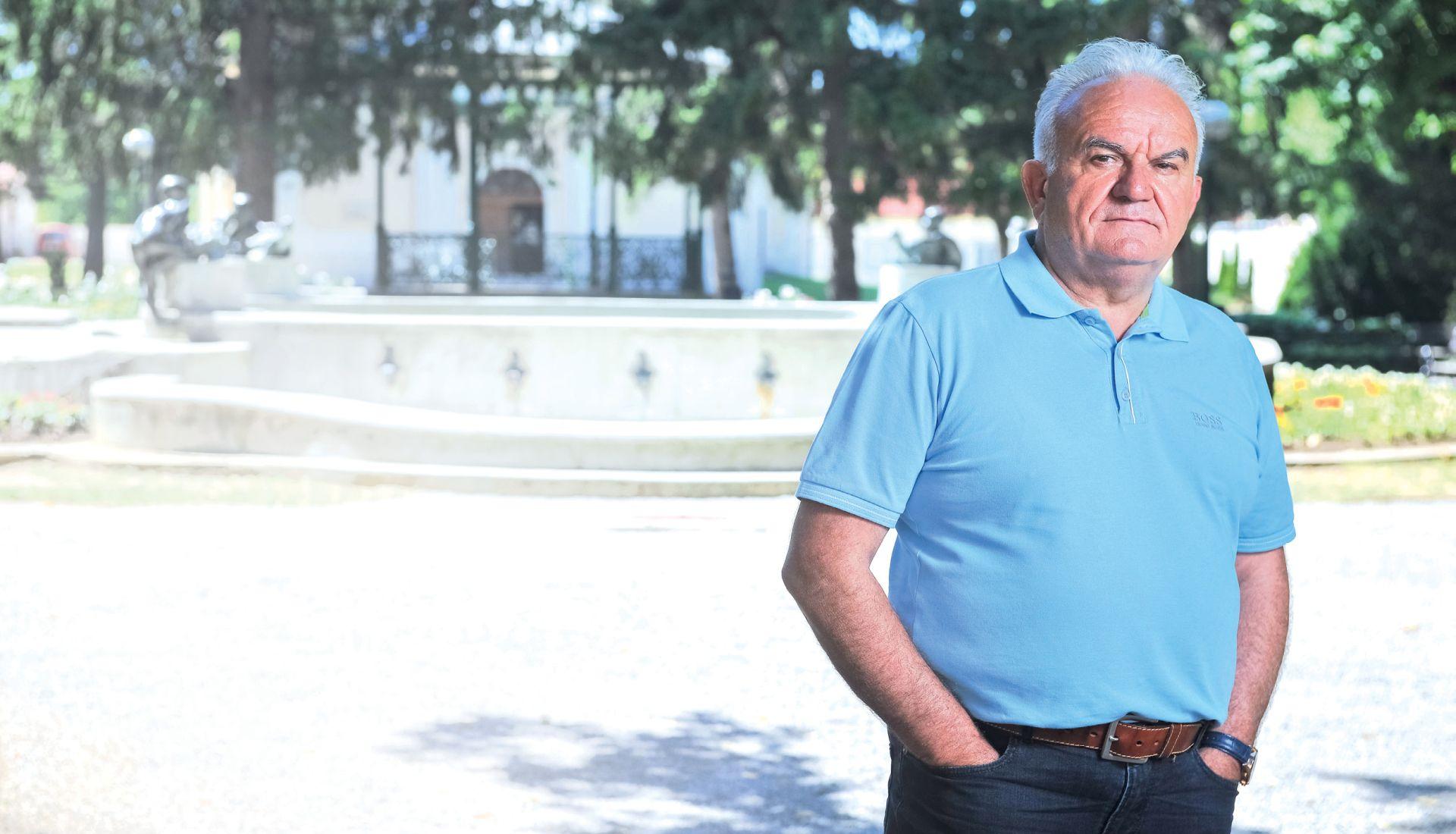 INTERVIEW: DARINKO DUMBOVIĆ 'Frustriran sam jer je država zaboravila Petrinju, a Gavrilović nas je doslovce blokirao'