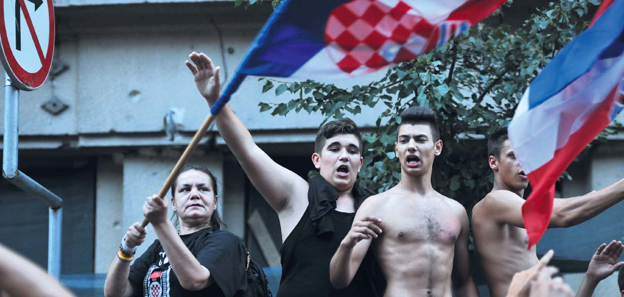 'Mladi su u procesu ekstremizacije najranjivija skupina jer su skloni potrebi za pripadanjem'