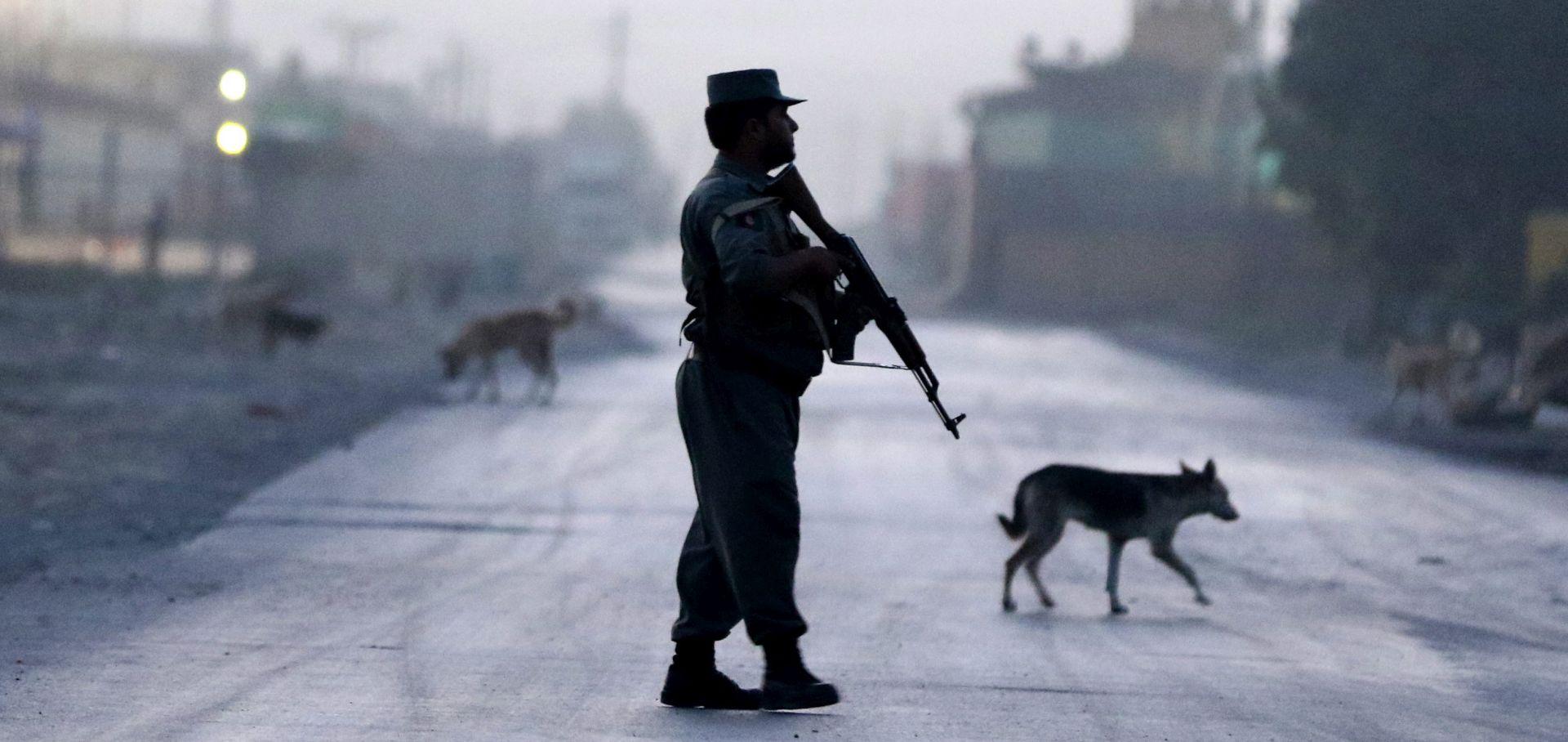 Devetero ljudi ubijeno u Afganistanu
