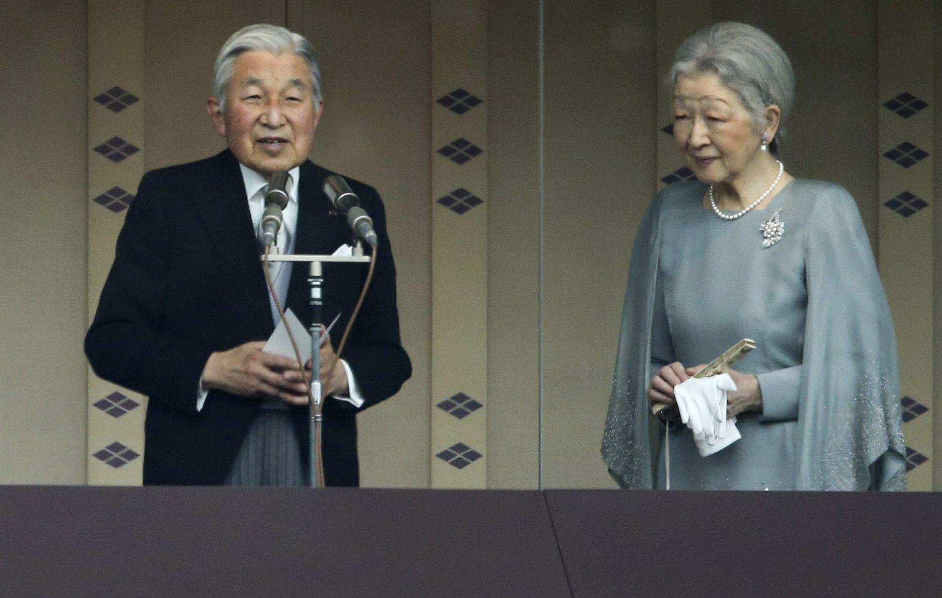 JAPANSKI CAR: Akihito zabrinut da će zbog zdravlja teško obavljati dužnosti