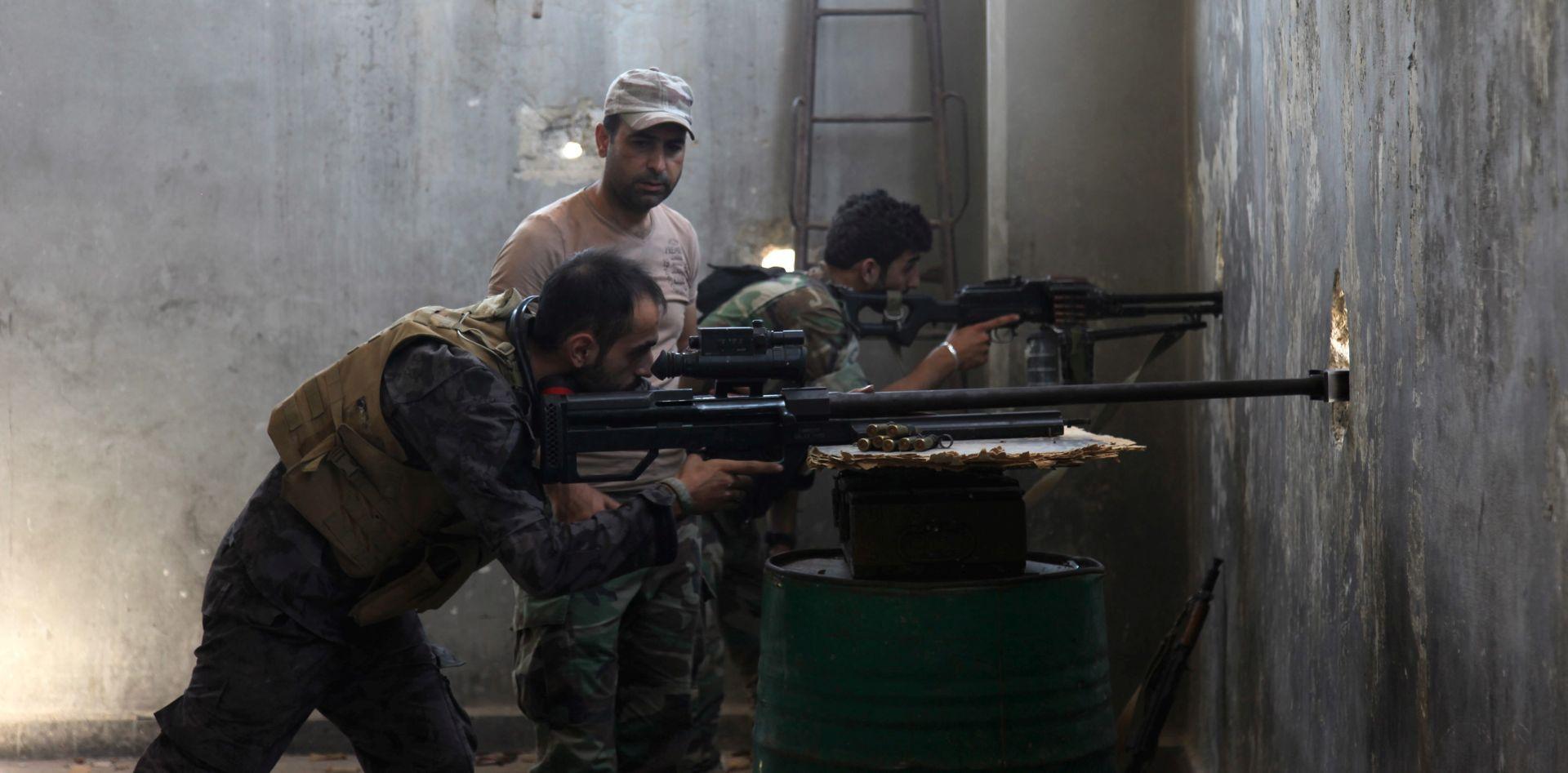 UPOTREBA BOJNOG OTROVA: Pobunjenici u Siriji optužuju režim, UN istražuje