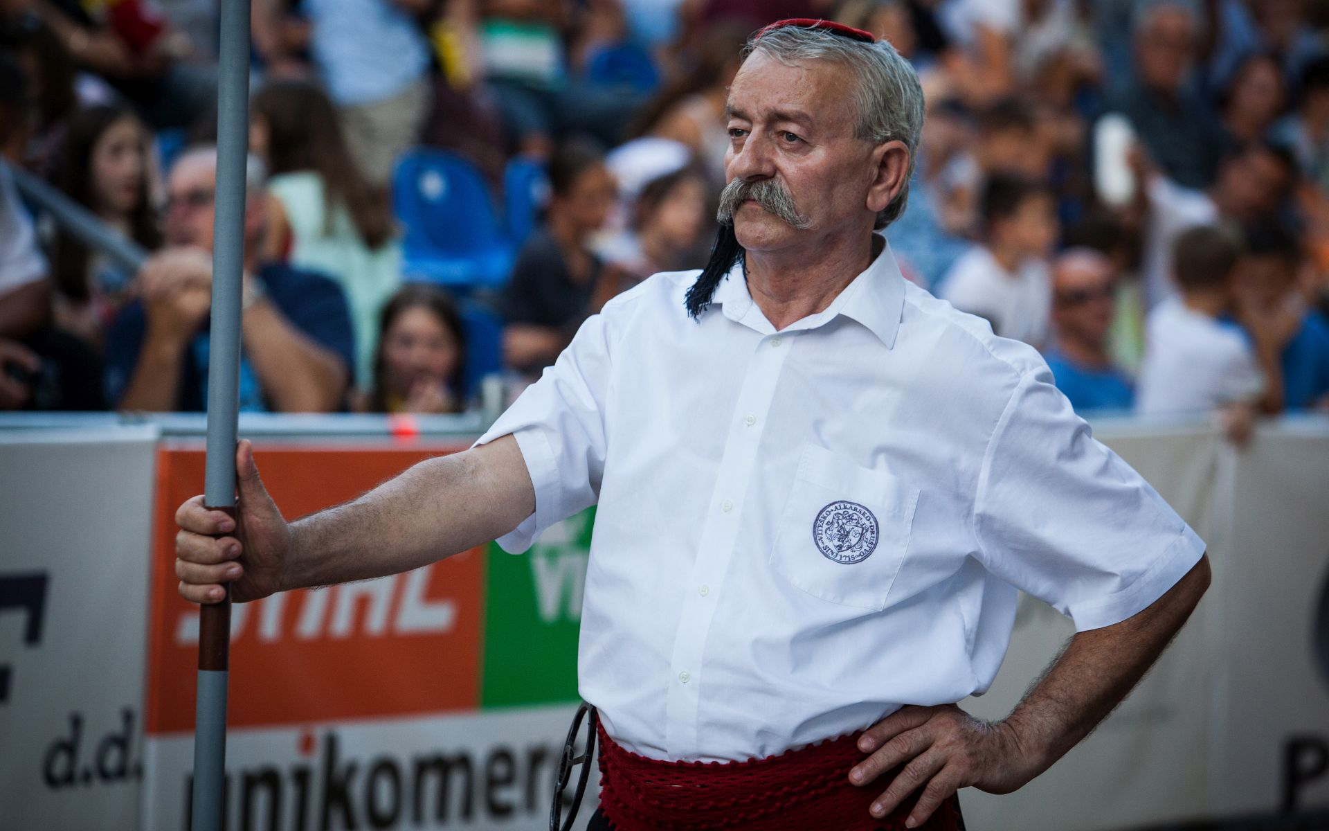 POČETAK ALKARSKE SVEČANOSTI: Alen Filipović Grčić pobjednik 301. Bare