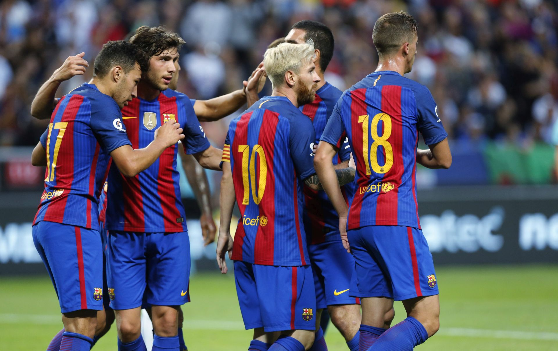 International Champions Cup: Barcelona – Leicester City 4-2