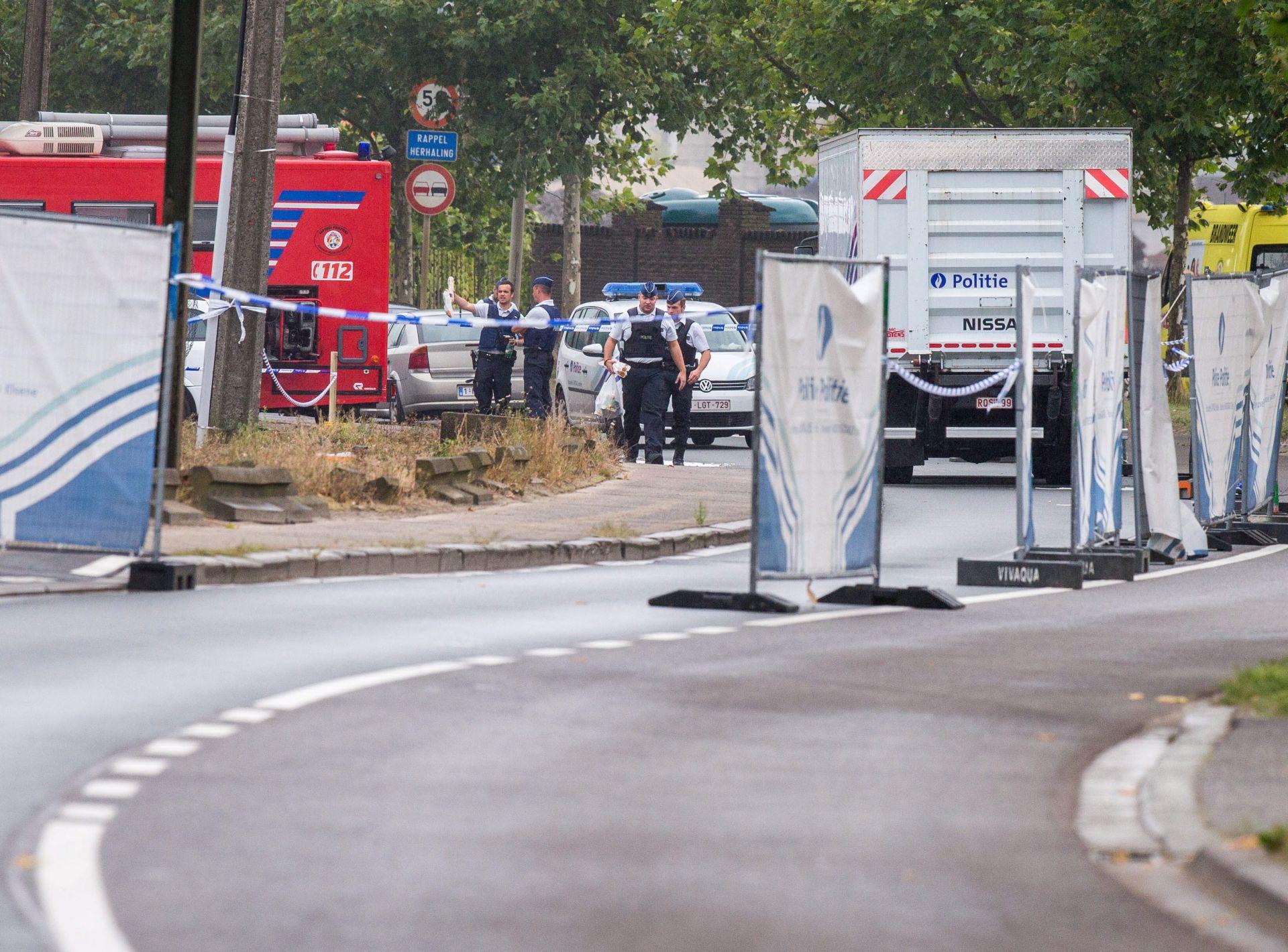 PET OSOBA PRIVEDENO: Podmetnut požar u forenzičkom institutu u Belgiji