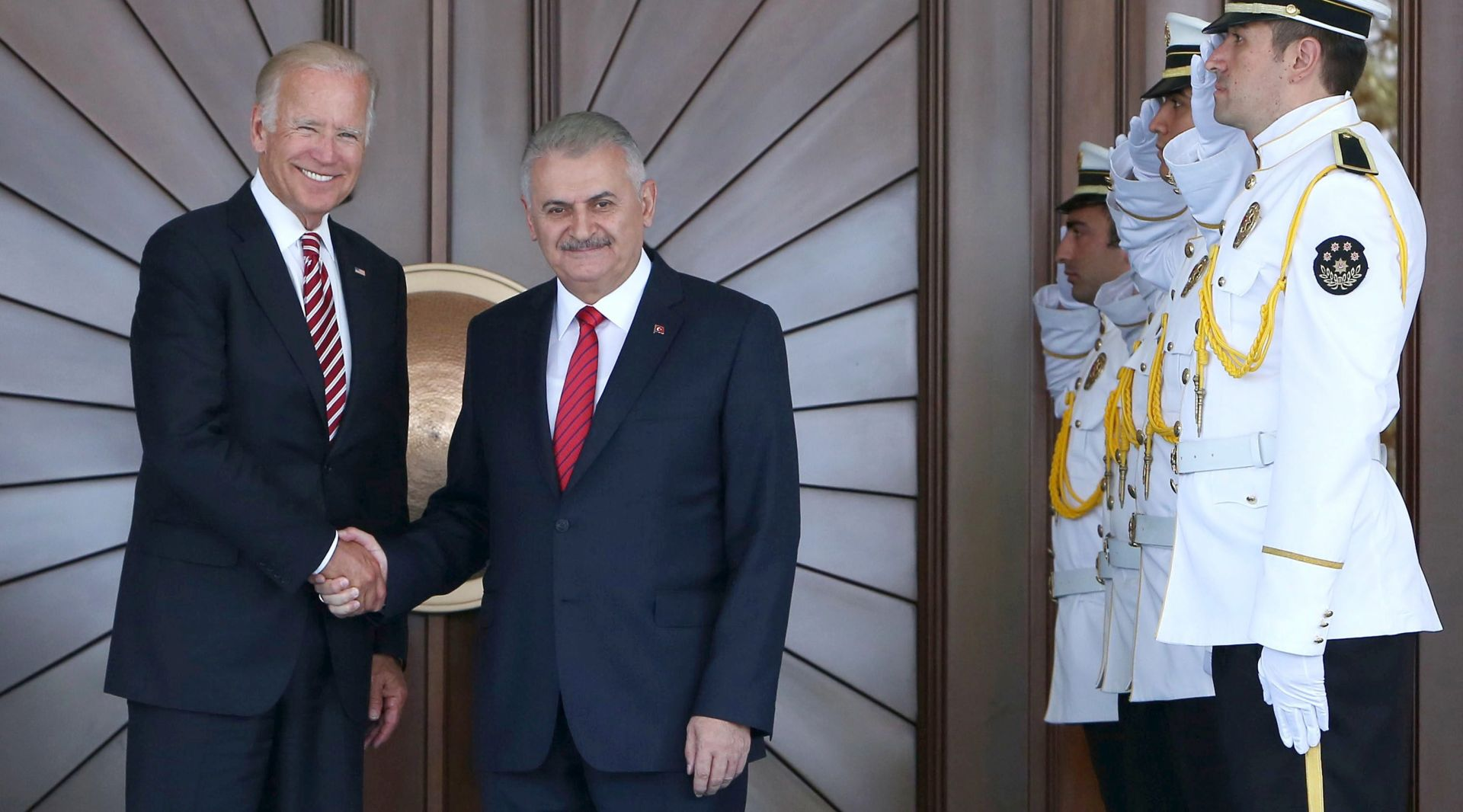 RAZMATRANJE DOKAZA: Biden kaže da SAD surađuje s Turskom u pogledu Gulena