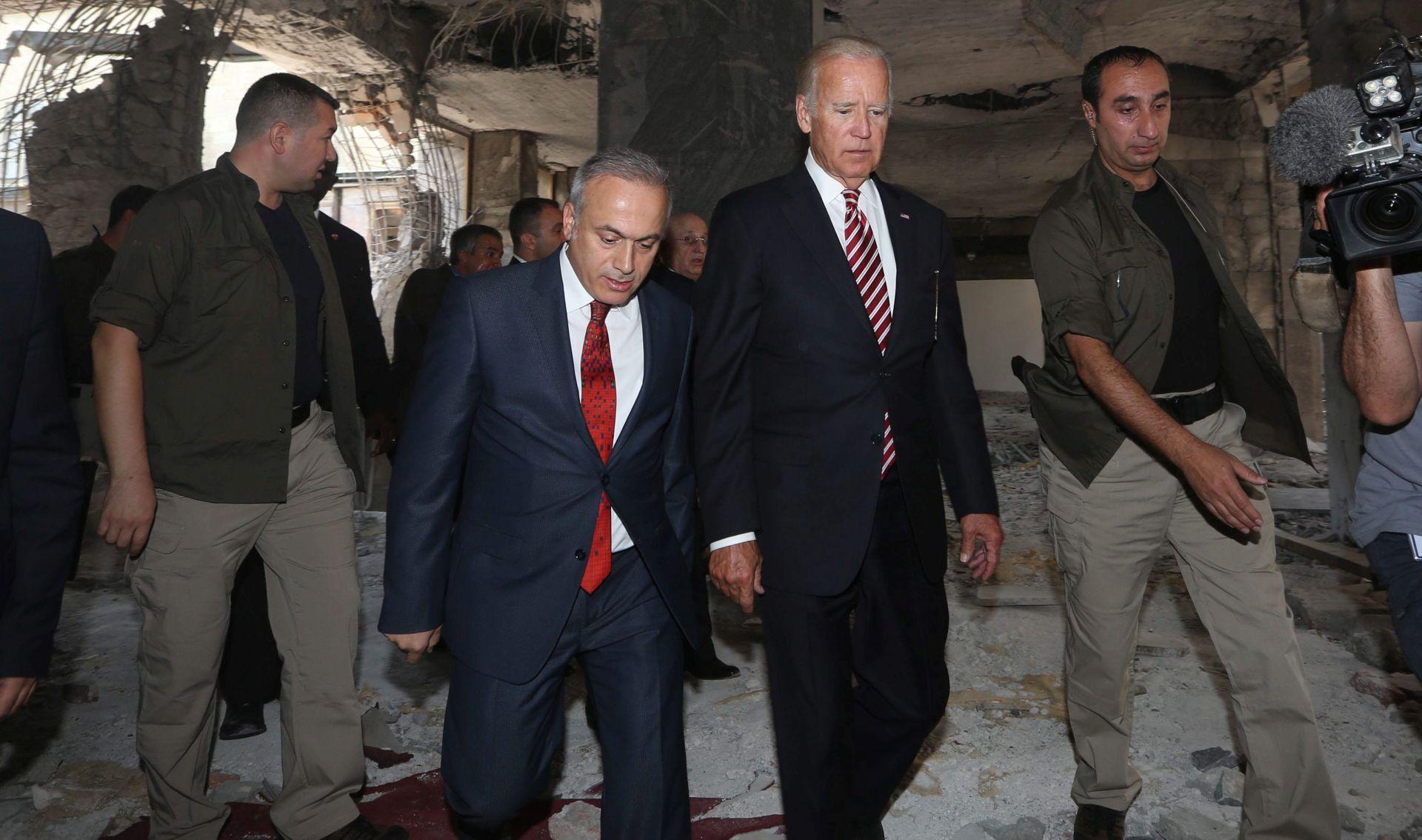 AMERIČKA POTPORA: Biden poziva sirijske Kurde da se povuku istočno od Eufrata