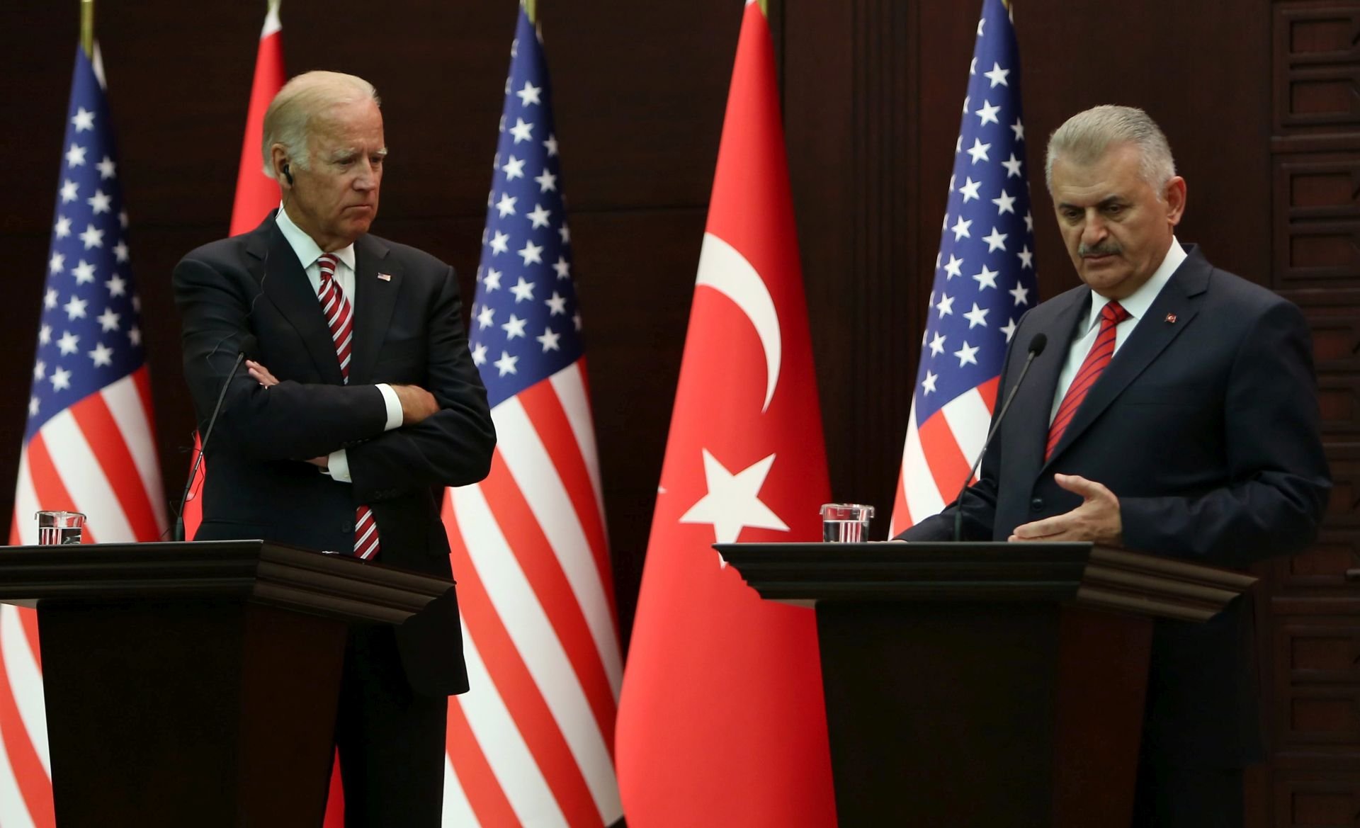 IZRUČENJE GUELENA: Biden u Turskoj smiruje napetosti