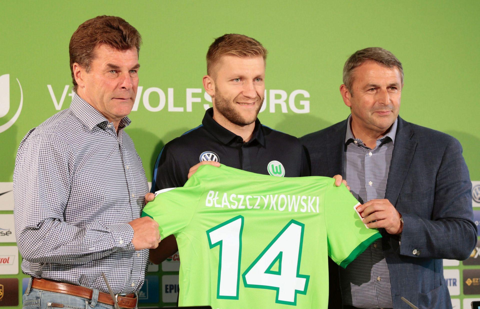 POTPISAN UGOVOR: Blaszczykowski tri godine u Wolfsburgu