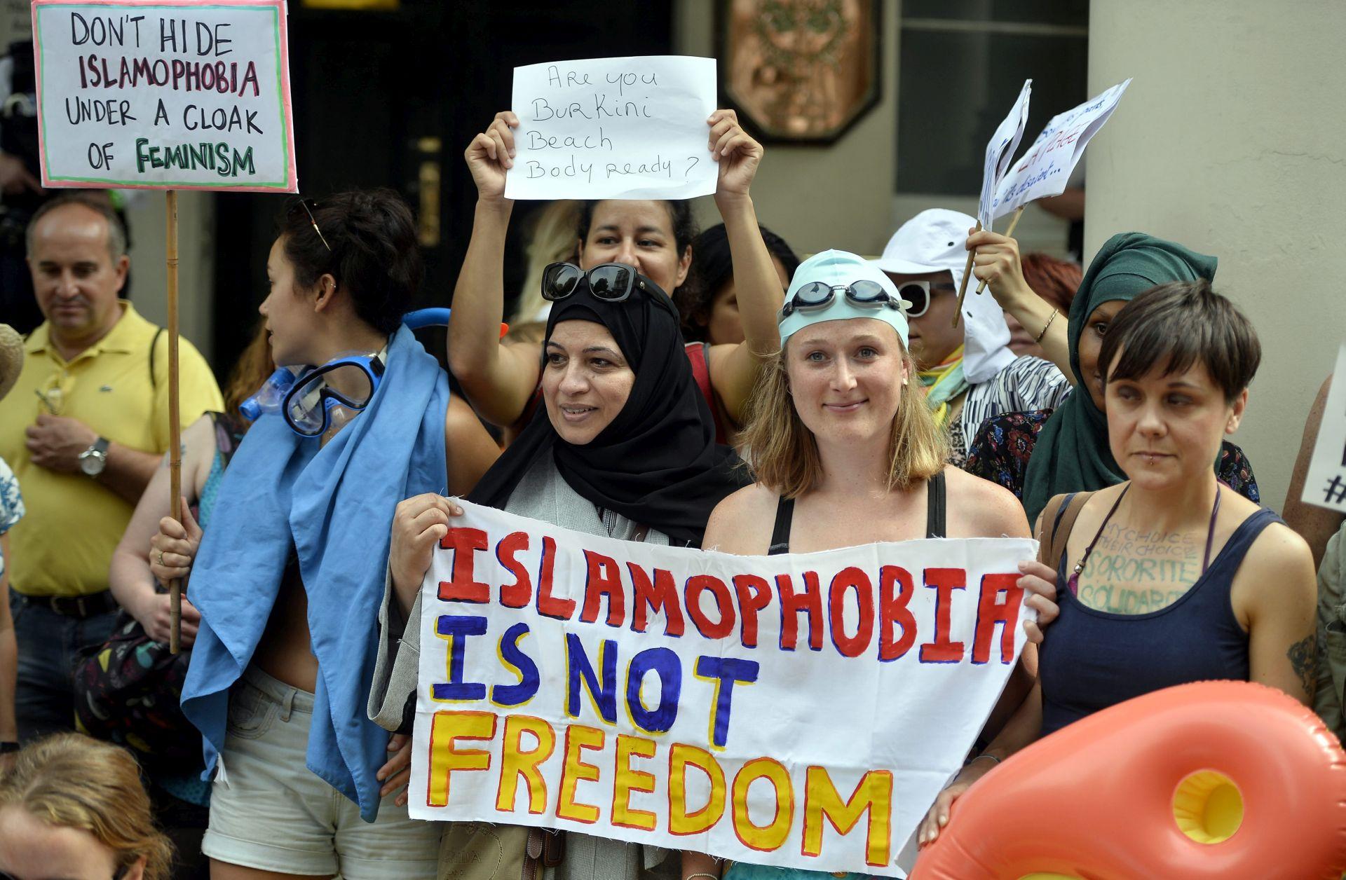 REZULTAT ANKETE: Više od 70 posto Švicaraca za zabranu nošenja burki