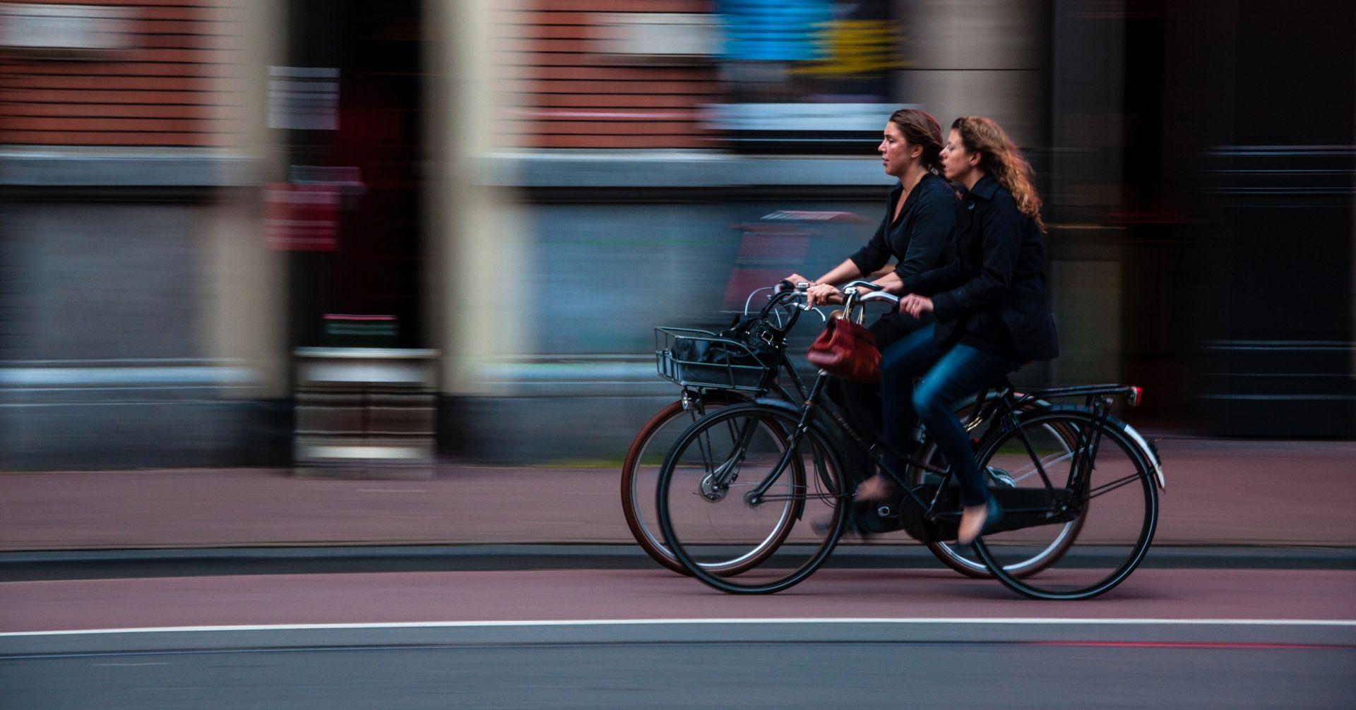 ISTRAŽIVANJE Biciklisti četiri kilograma lakši od onih koji se voze automobilima