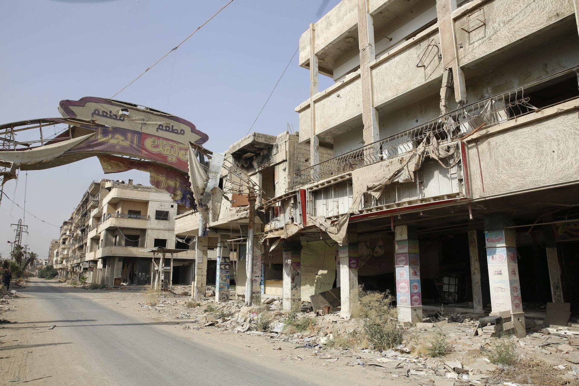 Rusija ponovno bombardira Idlib