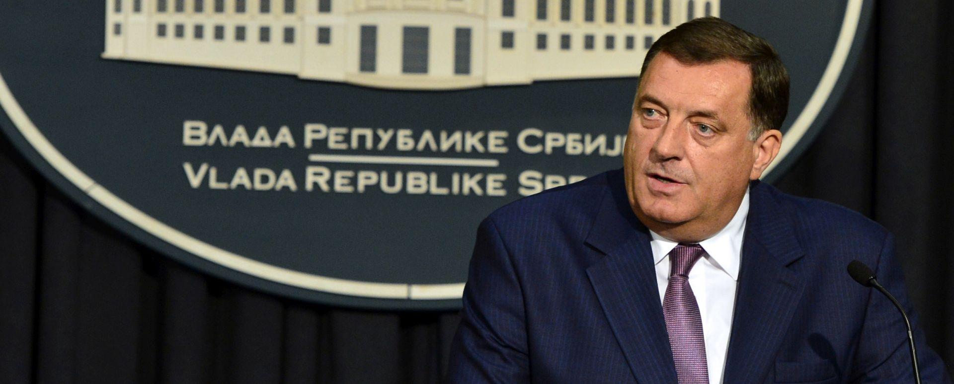 DODIK O MILANOVIĆU: Iskompleksiran je kao i većina hrvatskih političara
