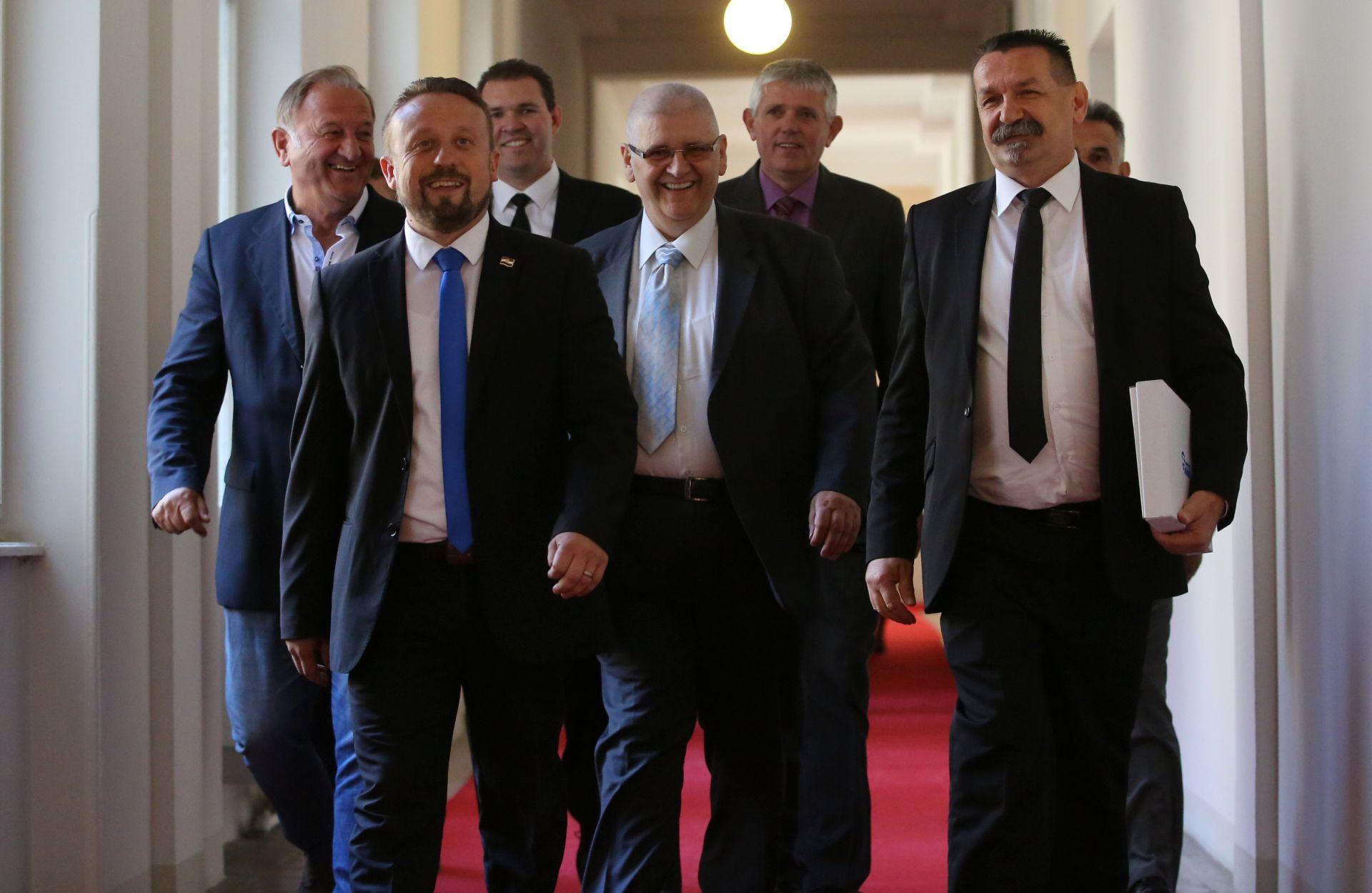 DOMOVINSKA KOALICIJA: U Zadru predstavljen Program reforme pravosuđa