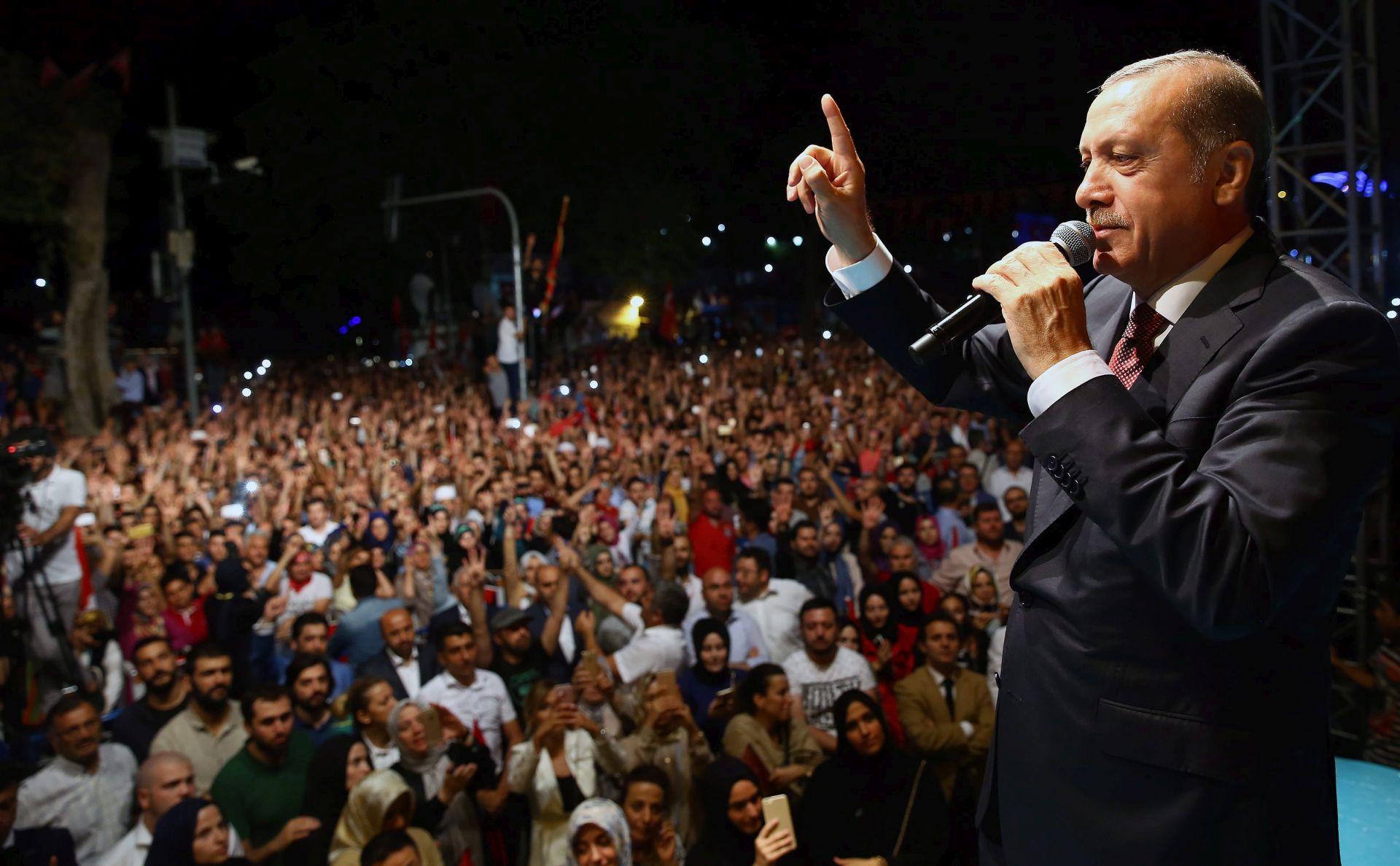 NAPETI ODNOSI: Turska ponovno opominje SAD zbog neizručenja Gulena