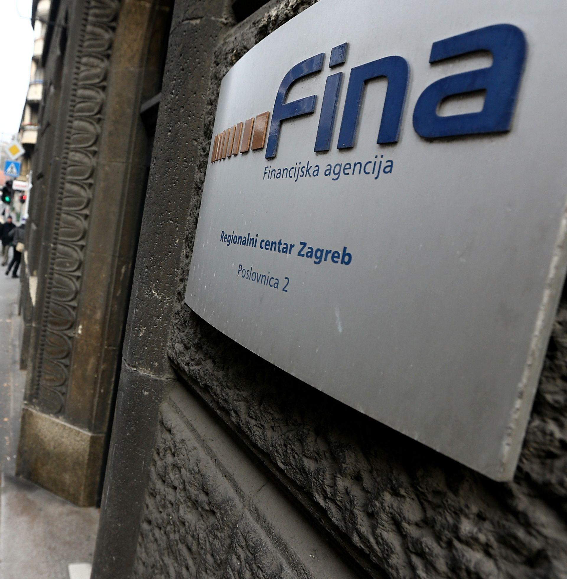 FINA Pokretanje postupka predstečajne nagodbe zatražilo 8.959 tvrtki i obrta