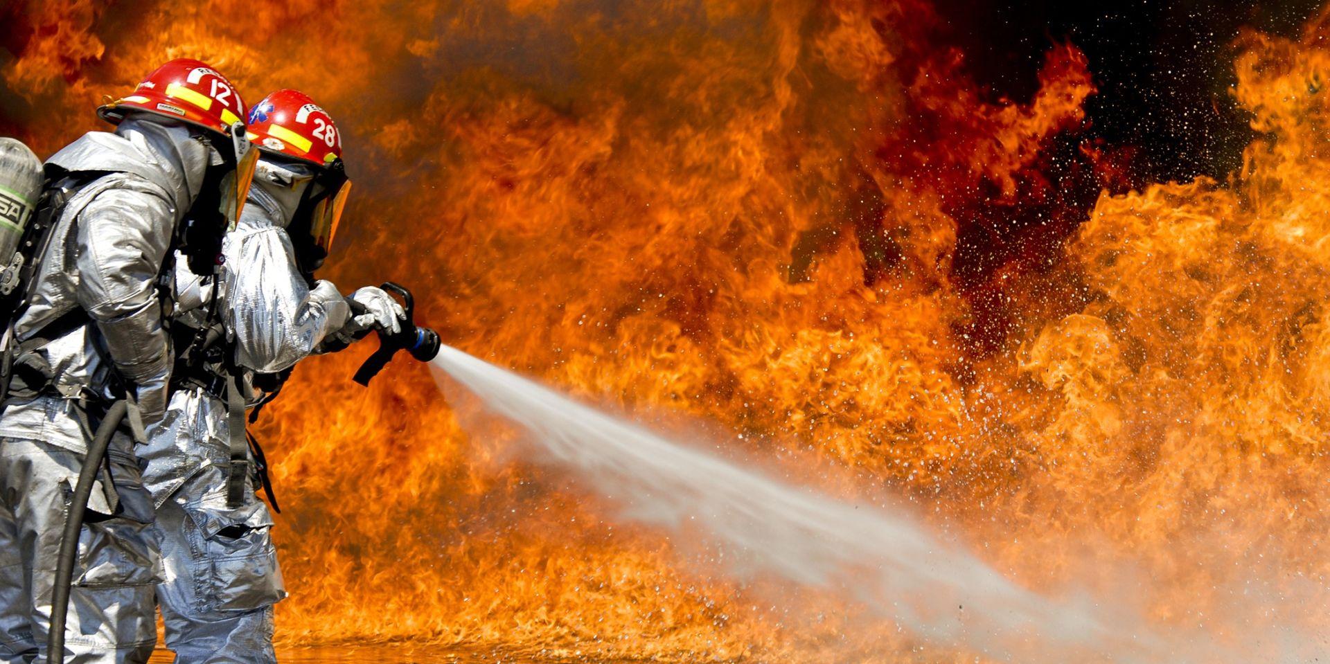 Moskva: 16 mrtvih u požaru u skladištu
