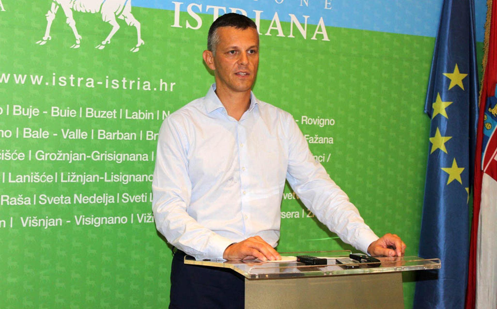 """FLEGO: """"Istra će izraditi novu strategiju razvoja poljoprivrede"""""""