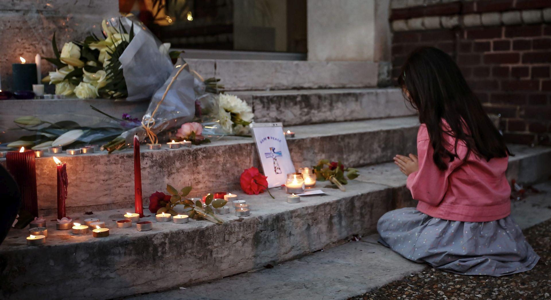 NAPAD U CRKVI: Danas pokop ubijenog francuskog svećenika